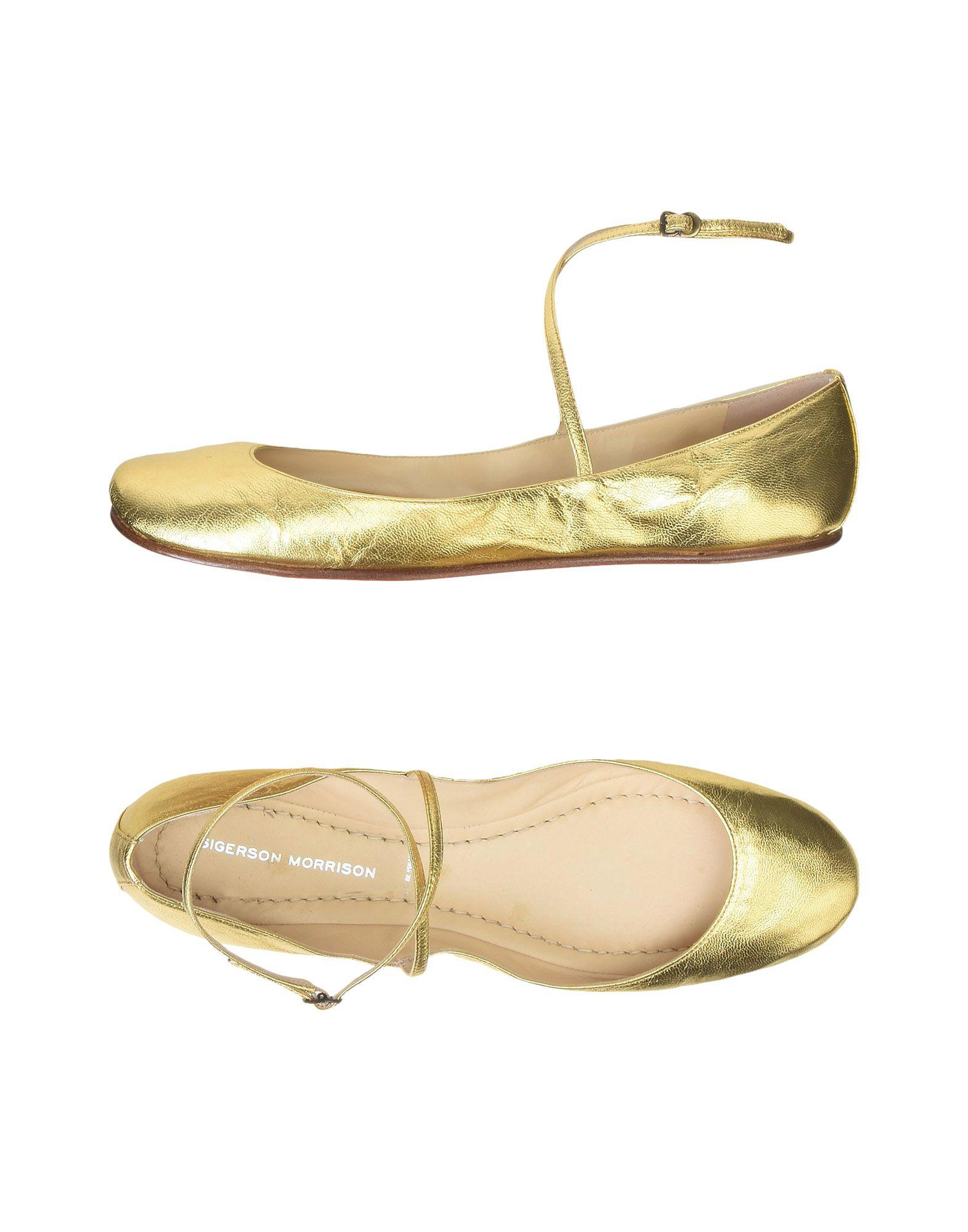 Stilvolle billige Schuhe Damen Sigerson Morrison Ballerinas Damen Schuhe  11499269XI 3add24
