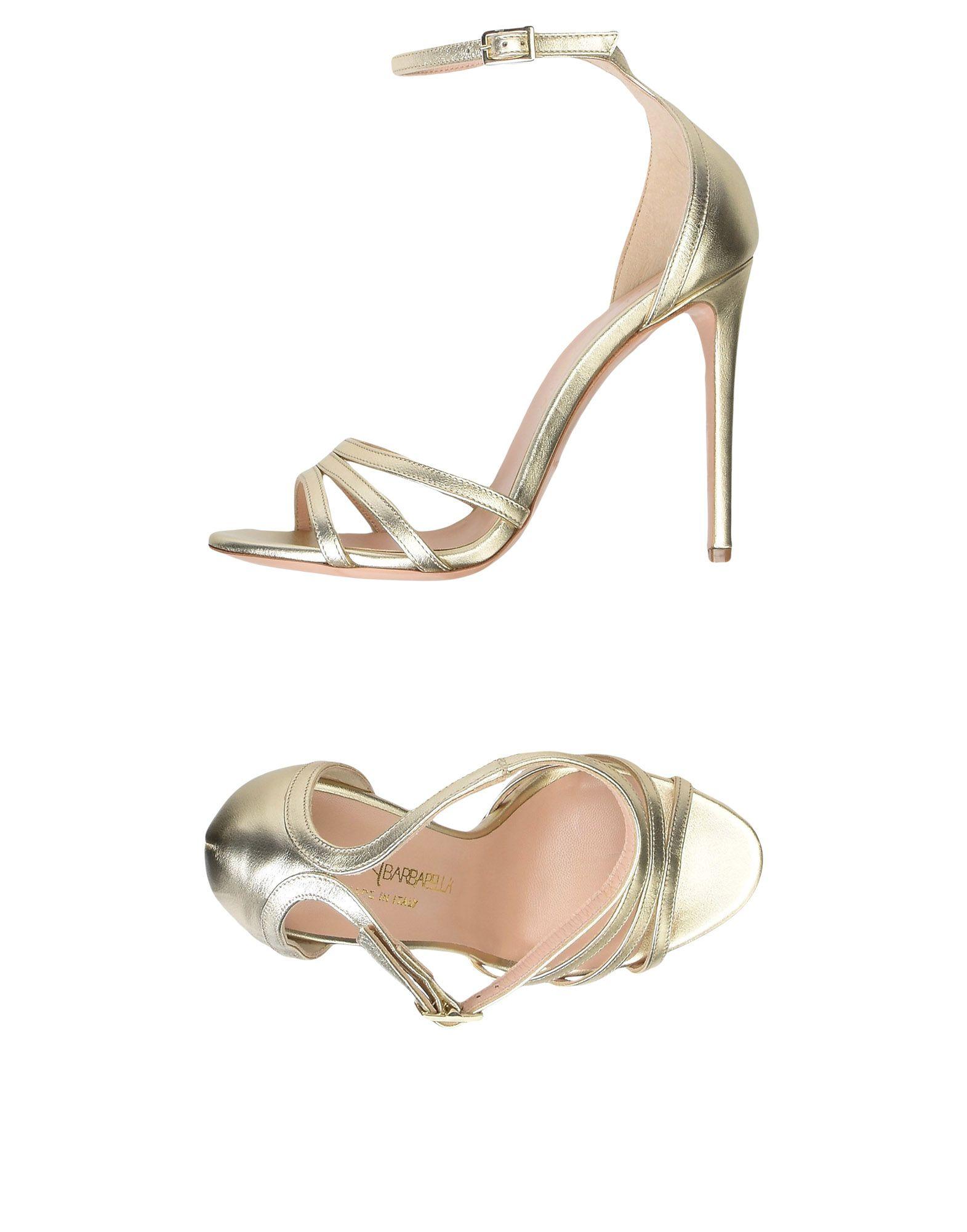 Rabatt Schuhe Marco Barbabella Sandalen Damen  11499300KJ