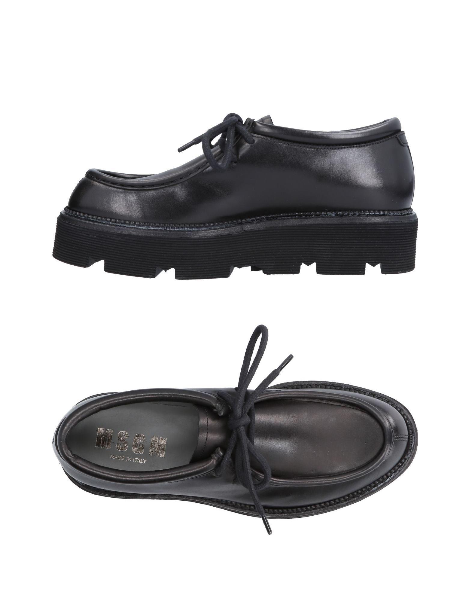 Msgm Schnürschuhe Damen  11499315IMGut aussehende strapazierfähige Schuhe