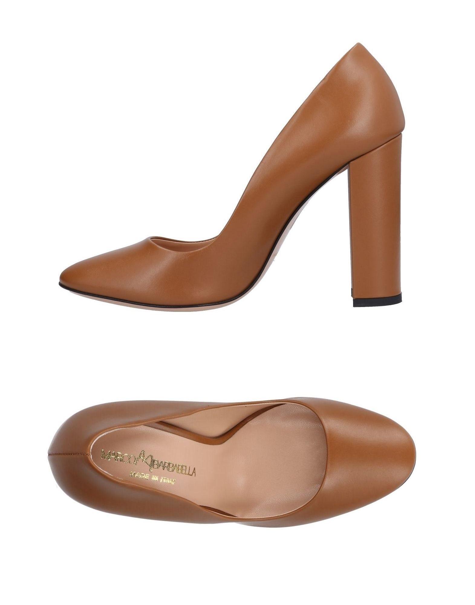 Marco Barbabella Pumps strapazierfähige Damen  11499603ONGut aussehende strapazierfähige Pumps Schuhe d5fe54