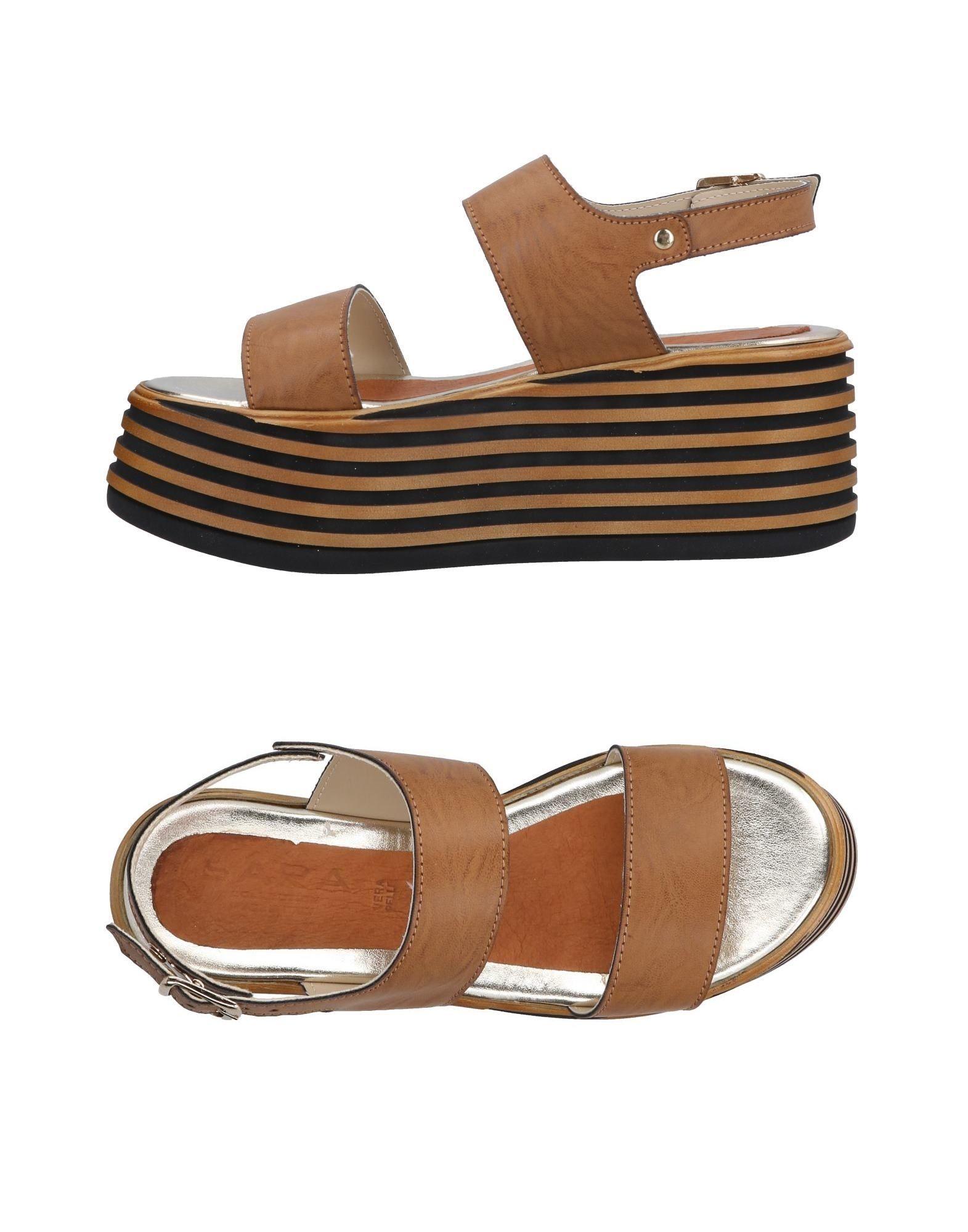 Sara Sandalen Damen  11499717RX Gute Qualität beliebte Schuhe