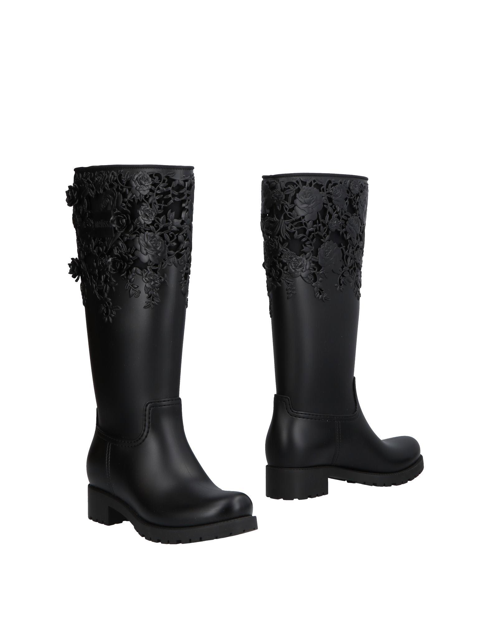 Gut um Stiefel billige Schuhe zu tragenMelissa Stiefel um Damen  11499764XO 62ed71