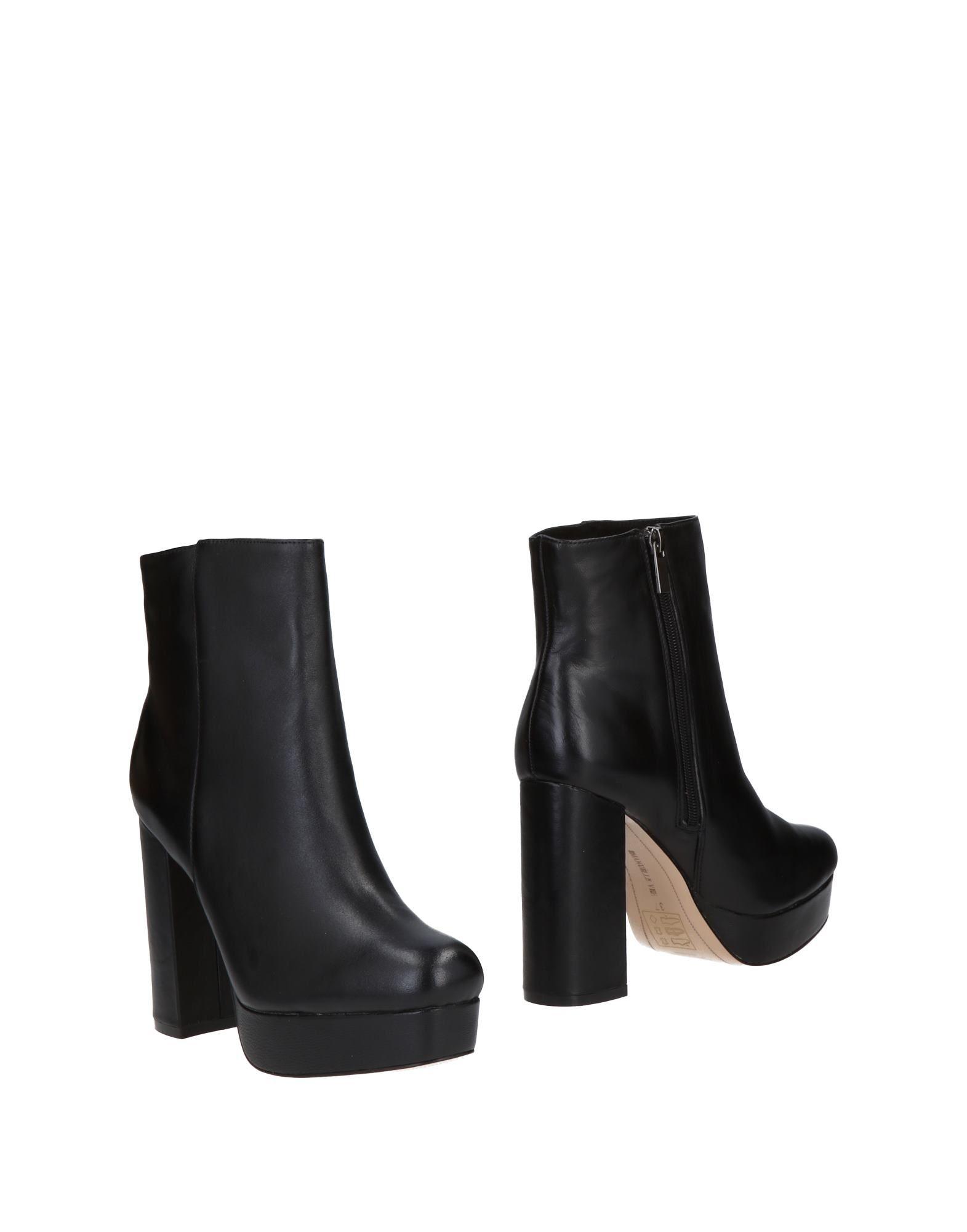 Gut um Stiefelette billige Schuhe zu tragenEmanuélle Vee Stiefelette um Damen  11499796QB 47e715