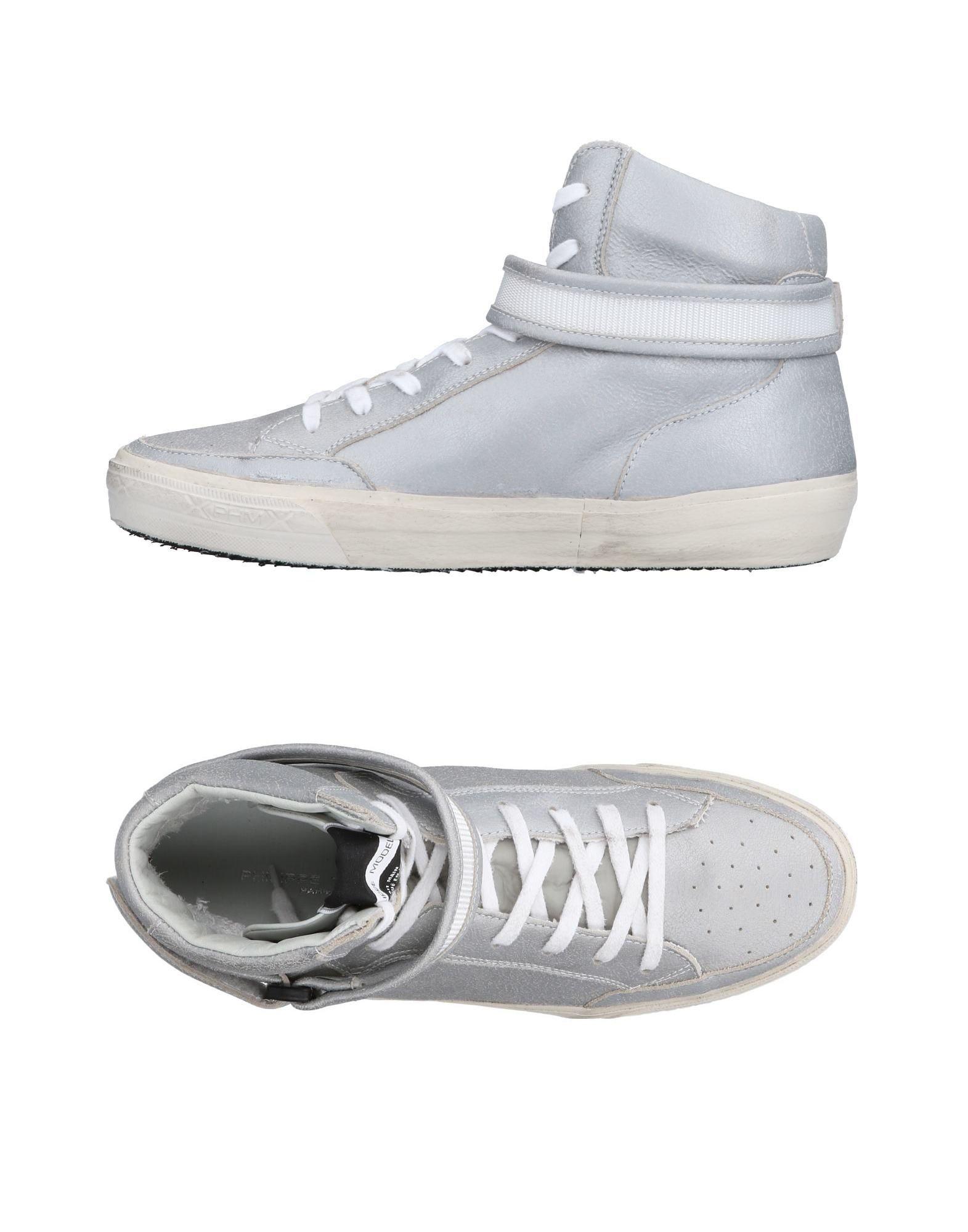 Rabatt echte Schuhe Philippe Model Sneakers Herren  11499837AJ