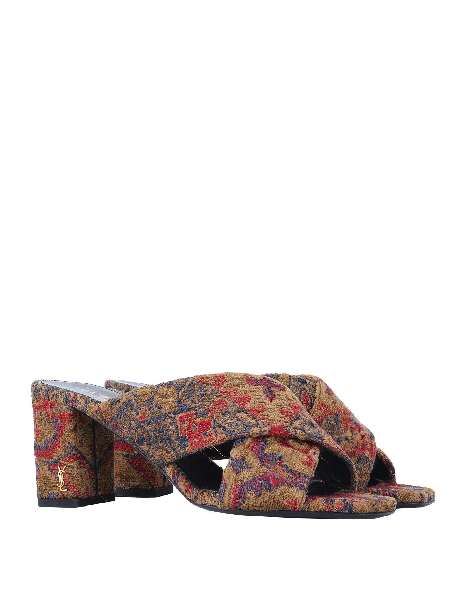 Saint Laurent Sandalen Damen Schuhe  11499841RPGünstige gut aussehende Schuhe Damen dc39dc