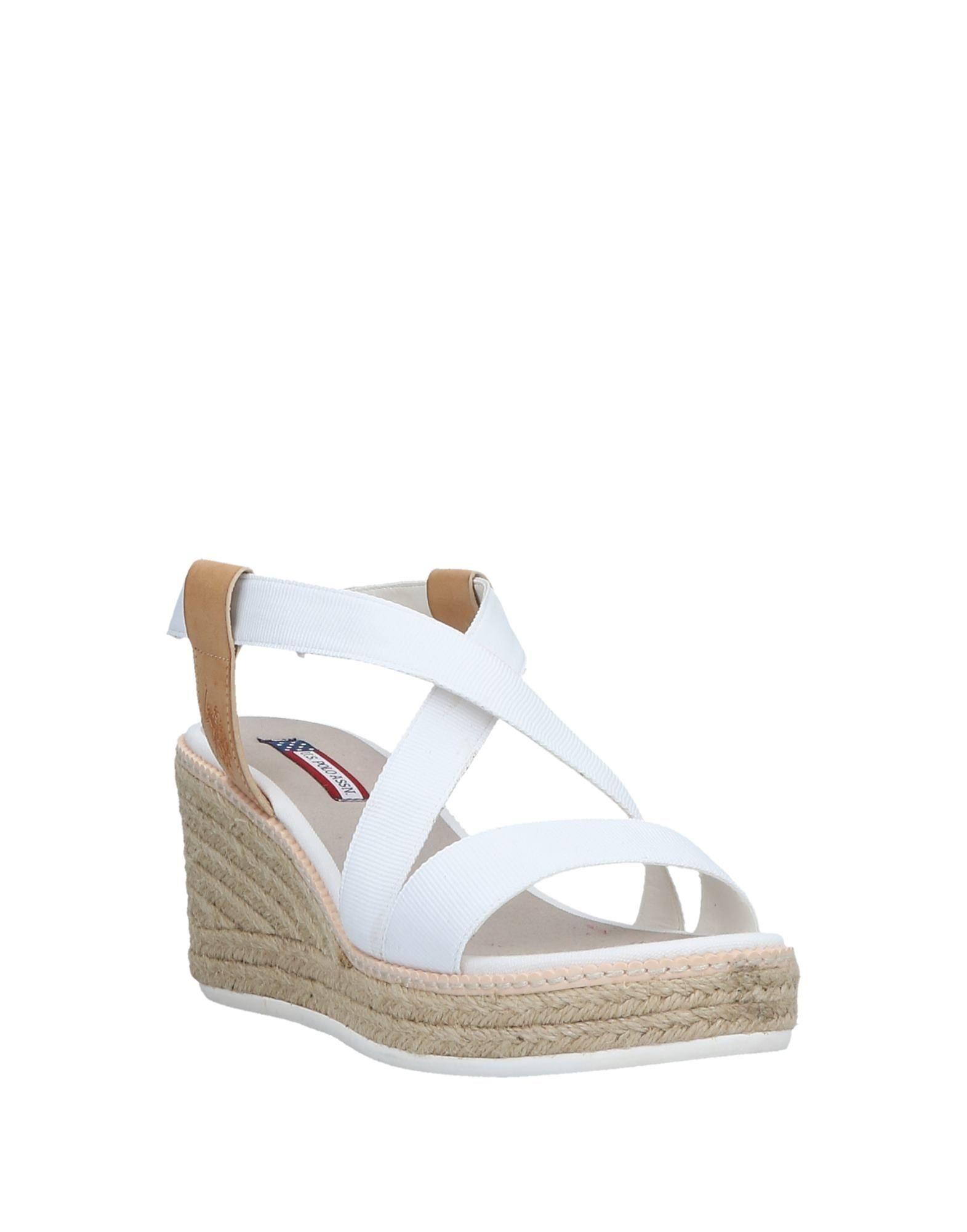 U.S.Polo Assn. Sandals Sandals - Women U.S.Polo Assn. Sandals Sandals online on  Canada - 11499895KJ f56866