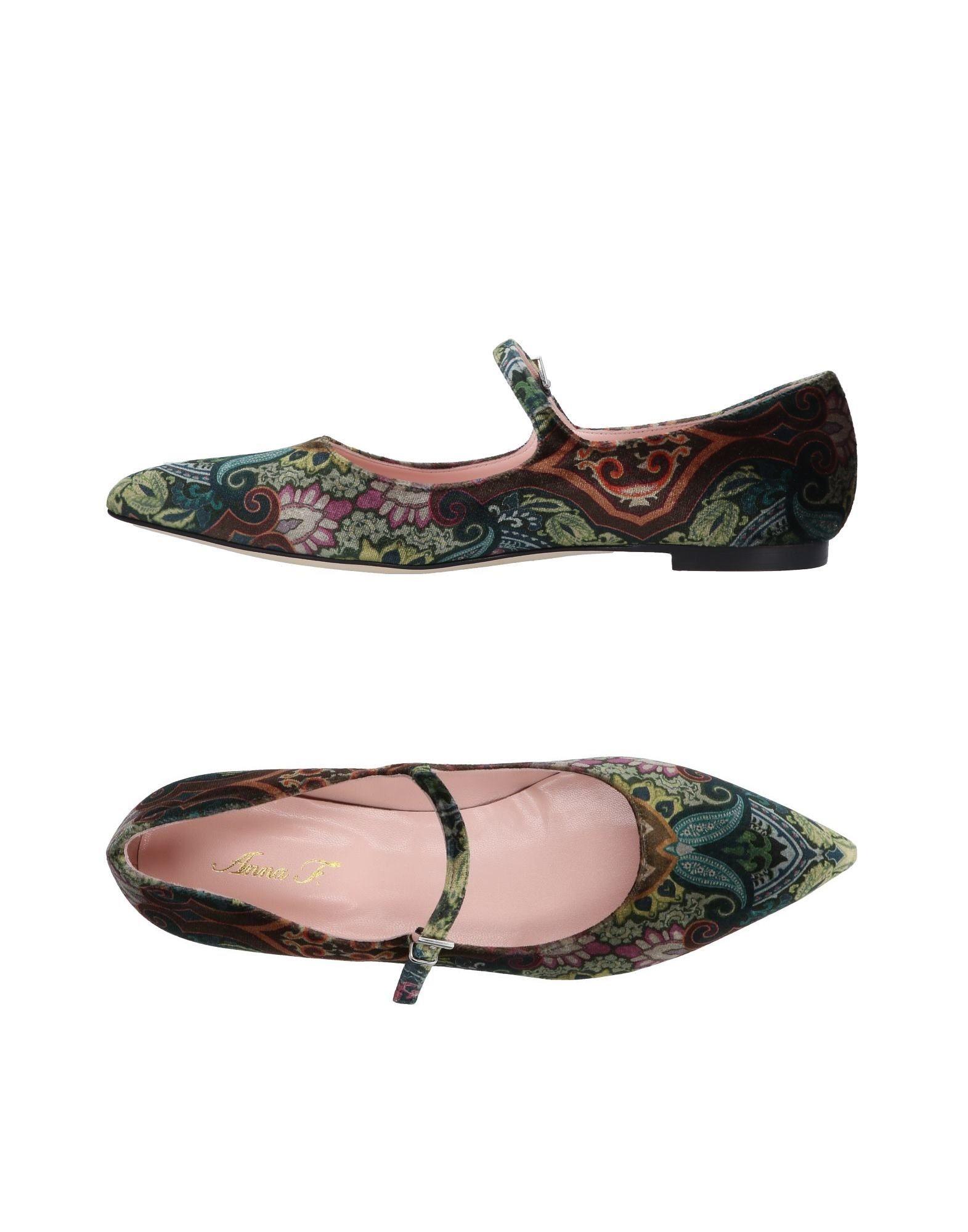Anna F. Ballet Flats - Women Anna F. Ballet Flats - online on  Australia - Flats 11499909NA 7a7961