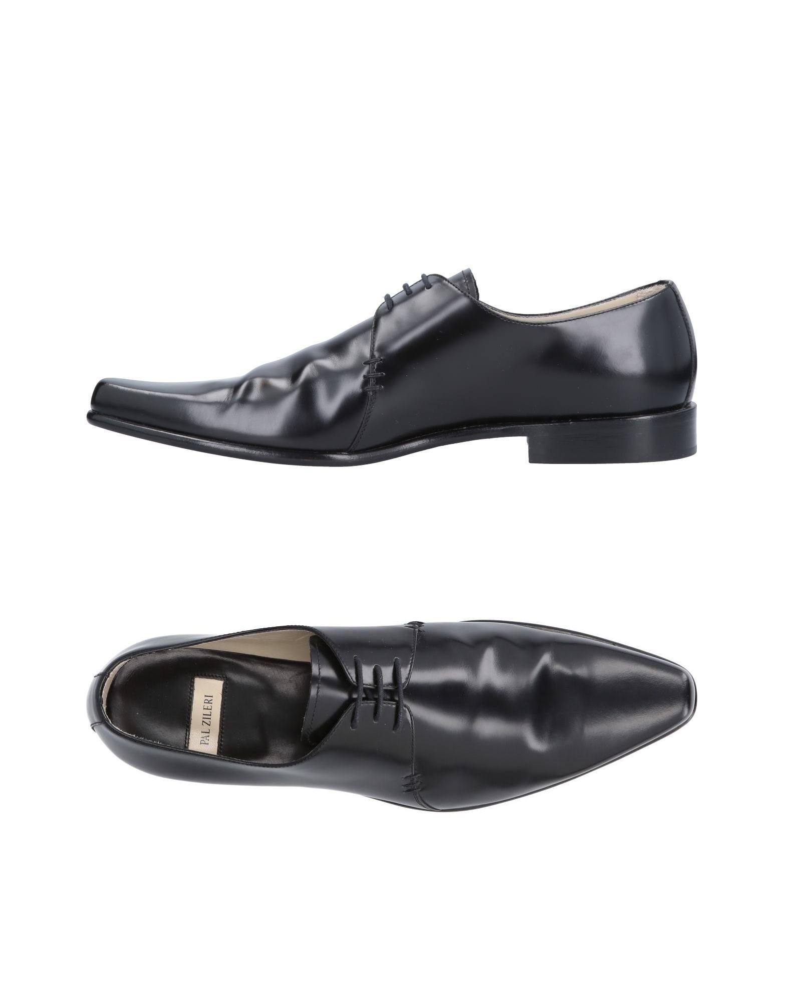 Rabatt echte Schuhe Pal Zileri Cerimonia Schnürschuhe Herren  11499924PD