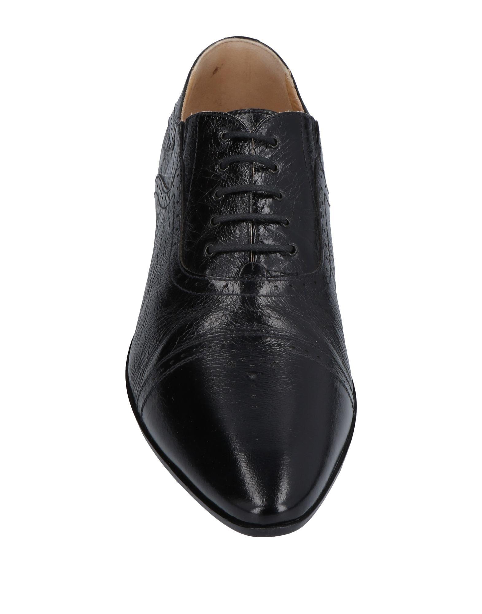 Rabatt Giardini echte Schuhe Nero Giardini Rabatt Schnürschuhe Herren  11499950BX 389015