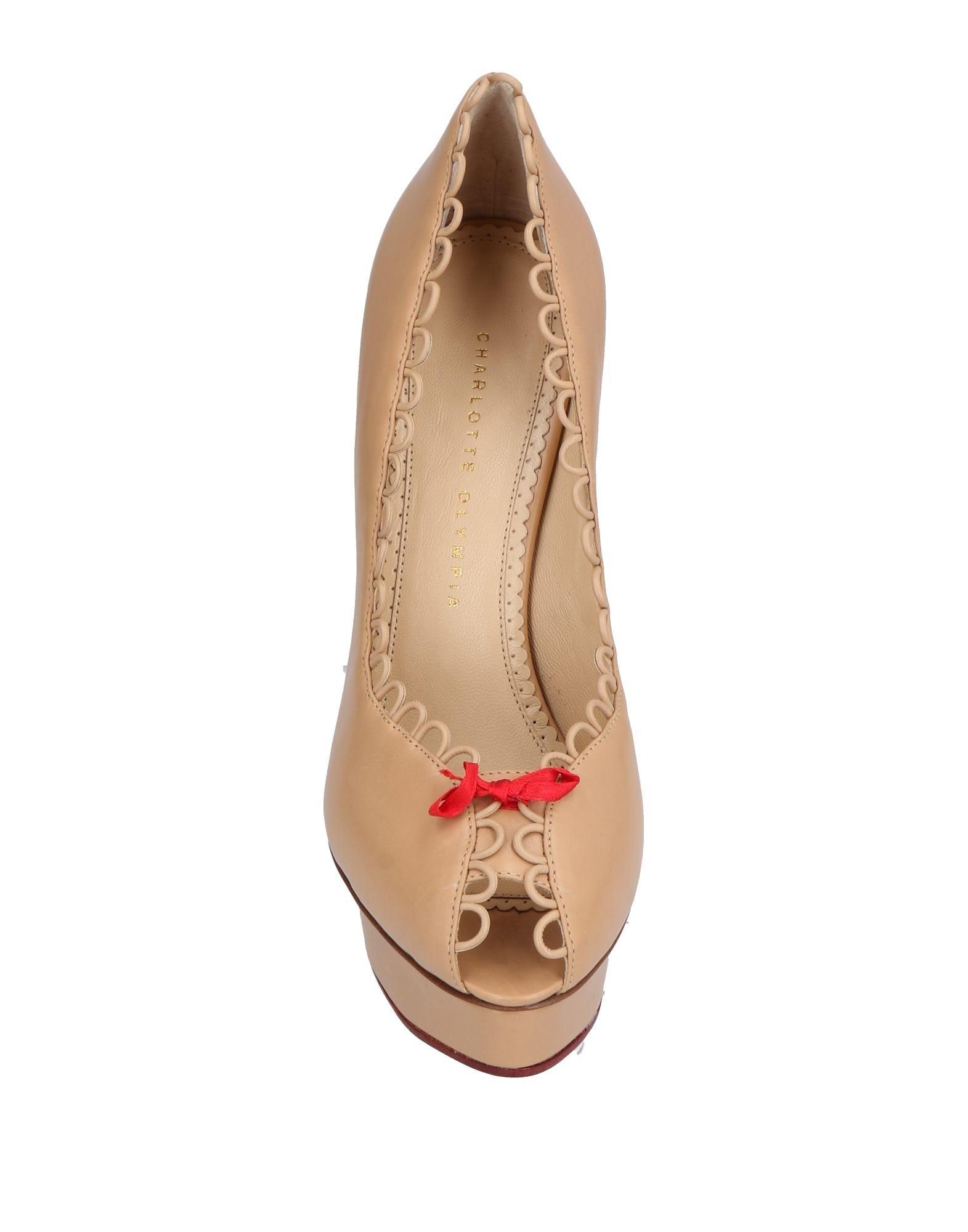 Charlotte  Olympia Pumps Damen  Charlotte 11500014JGGünstige gut aussehende Schuhe 10a7fd
