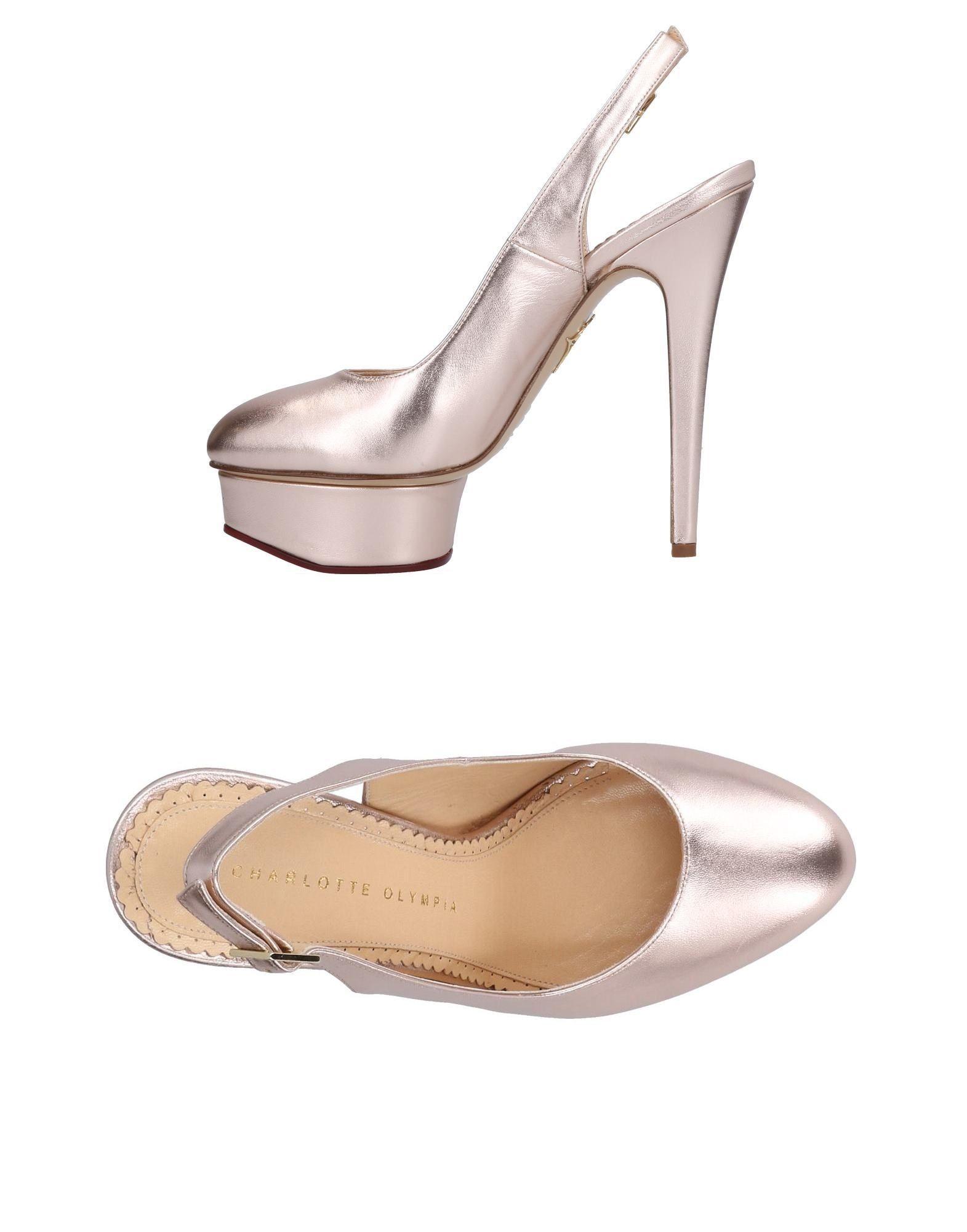 Charlotte Olympia Pumps Damen  11500021JLGut aussehende strapazierfähige Schuhe