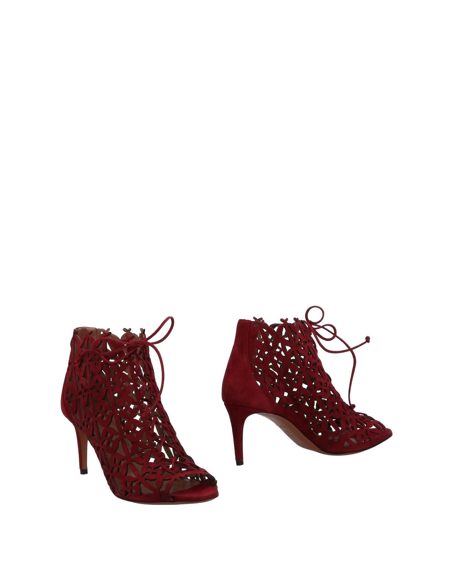 Alaïa gut Stiefelette Damen  11500026GLGünstige gut Alaïa aussehende Schuhe 08d020