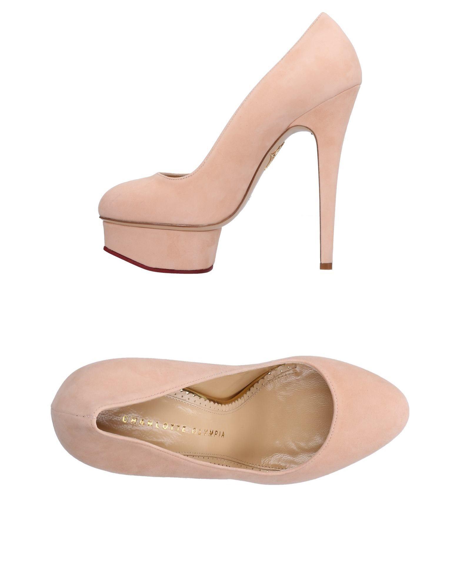 Charlotte Olympia Pumps Damen  11500050FBGut aussehende strapazierfähige Schuhe