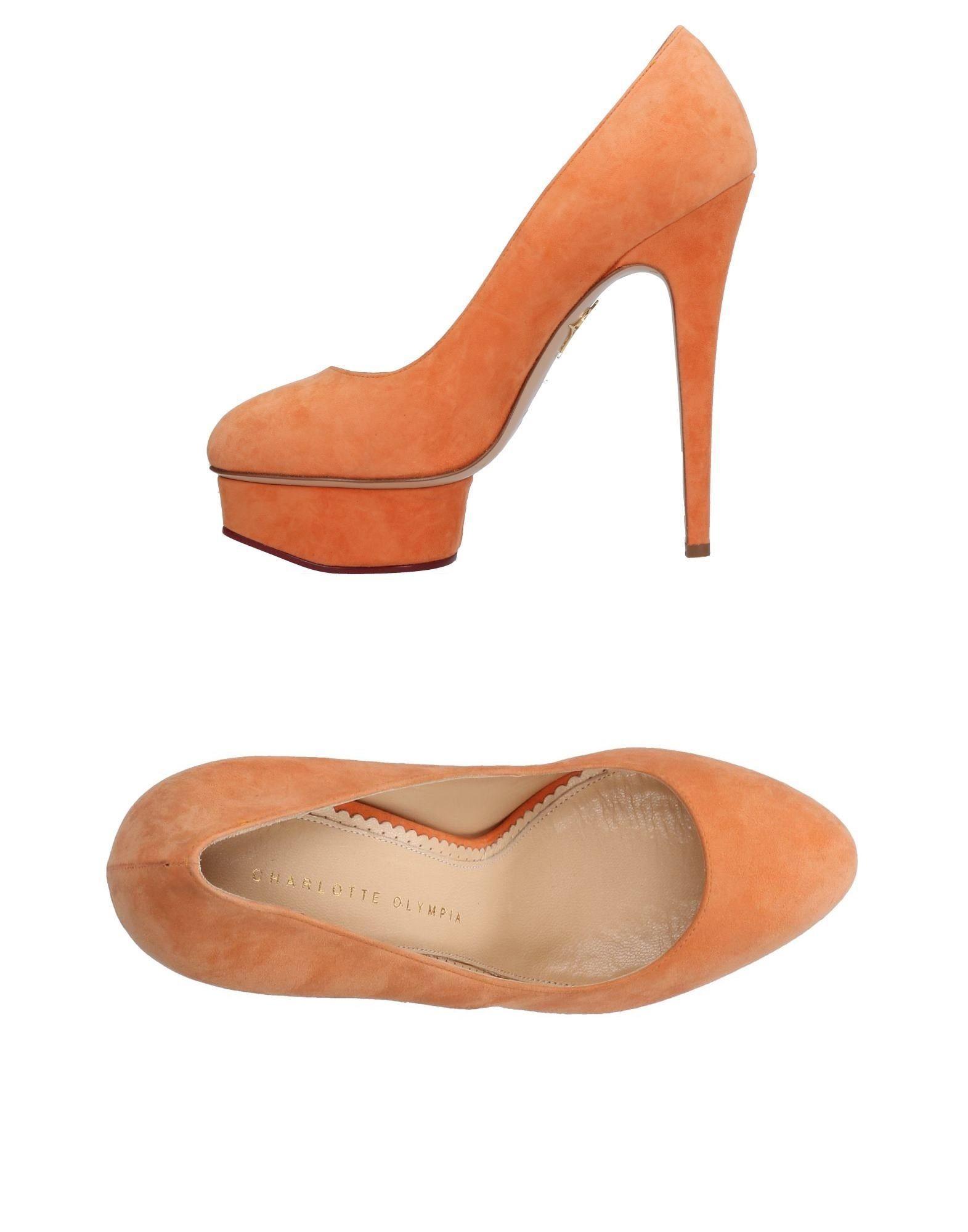 Charlotte Olympia Pumps Damen  11500077AGGut aussehende strapazierfähige Schuhe