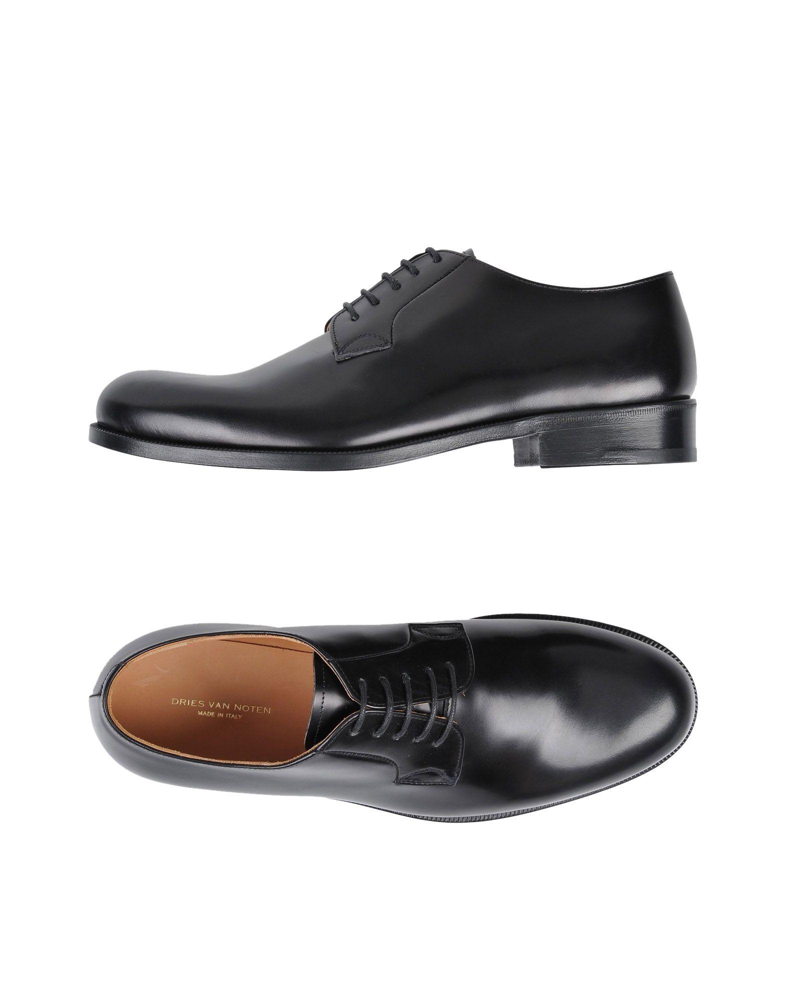 Dries Van Noten Schnürschuhe Herren  11500183BK Gute Qualität beliebte Schuhe