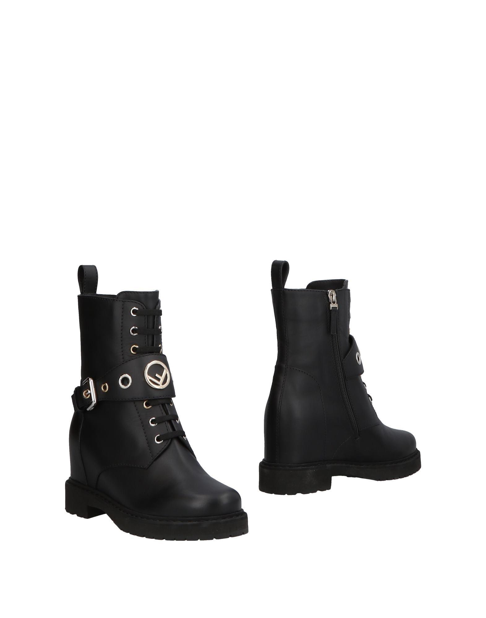 Fendi Fendi Ankle Boot - Women Fendi Fendi Ankle Boots online on  United Kingdom - 11500208WI 88a8ba