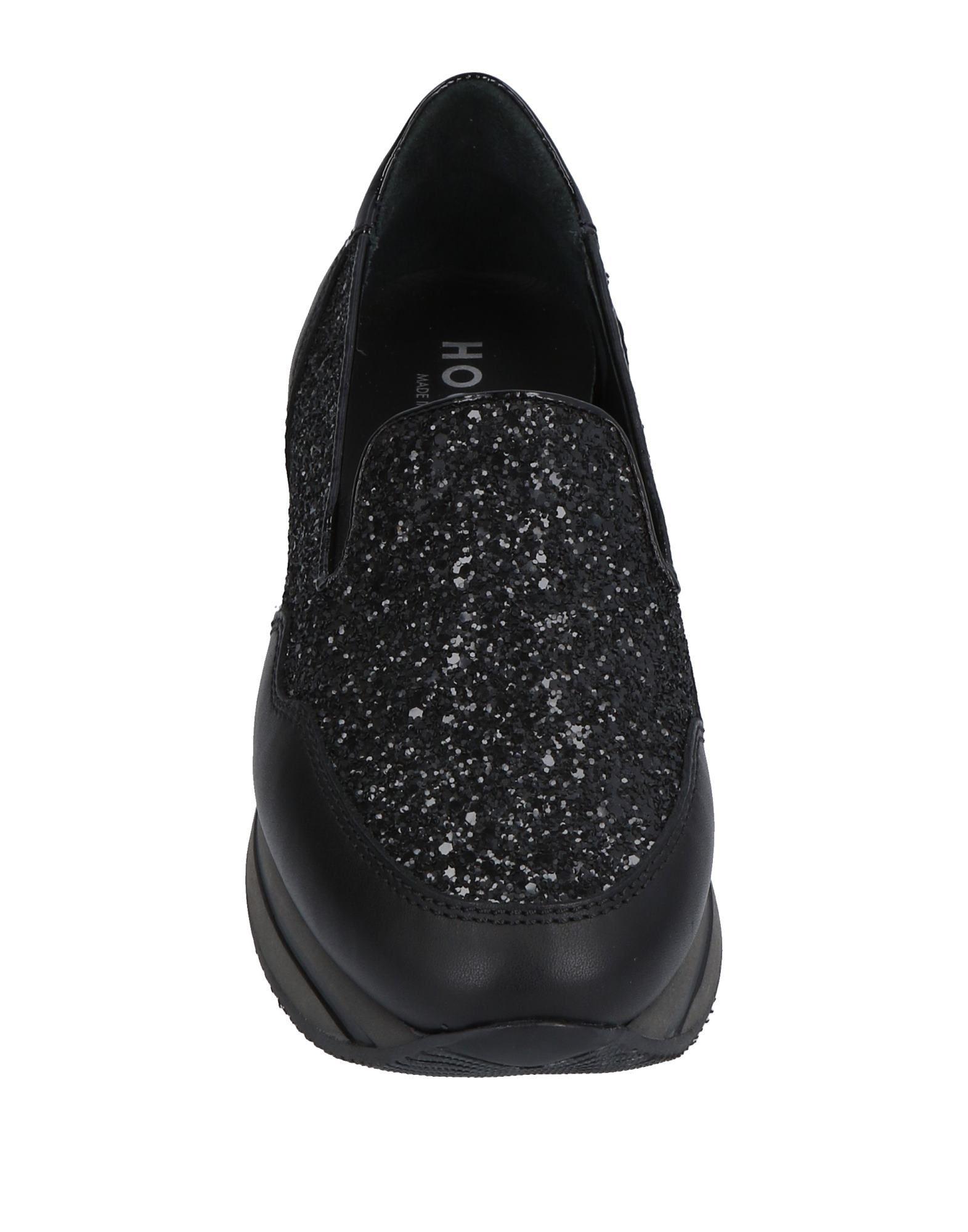 Hogan Mokassins Damen   11500221RO Heiße Schuhe abf1aa
