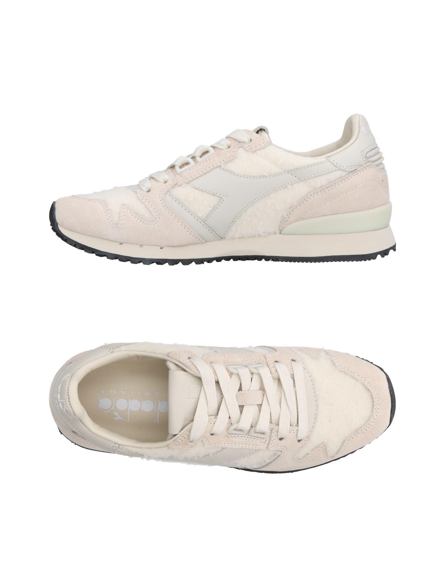Rabatt echte Schuhe Diadora Heritage Sneakers Herren  11500340JR