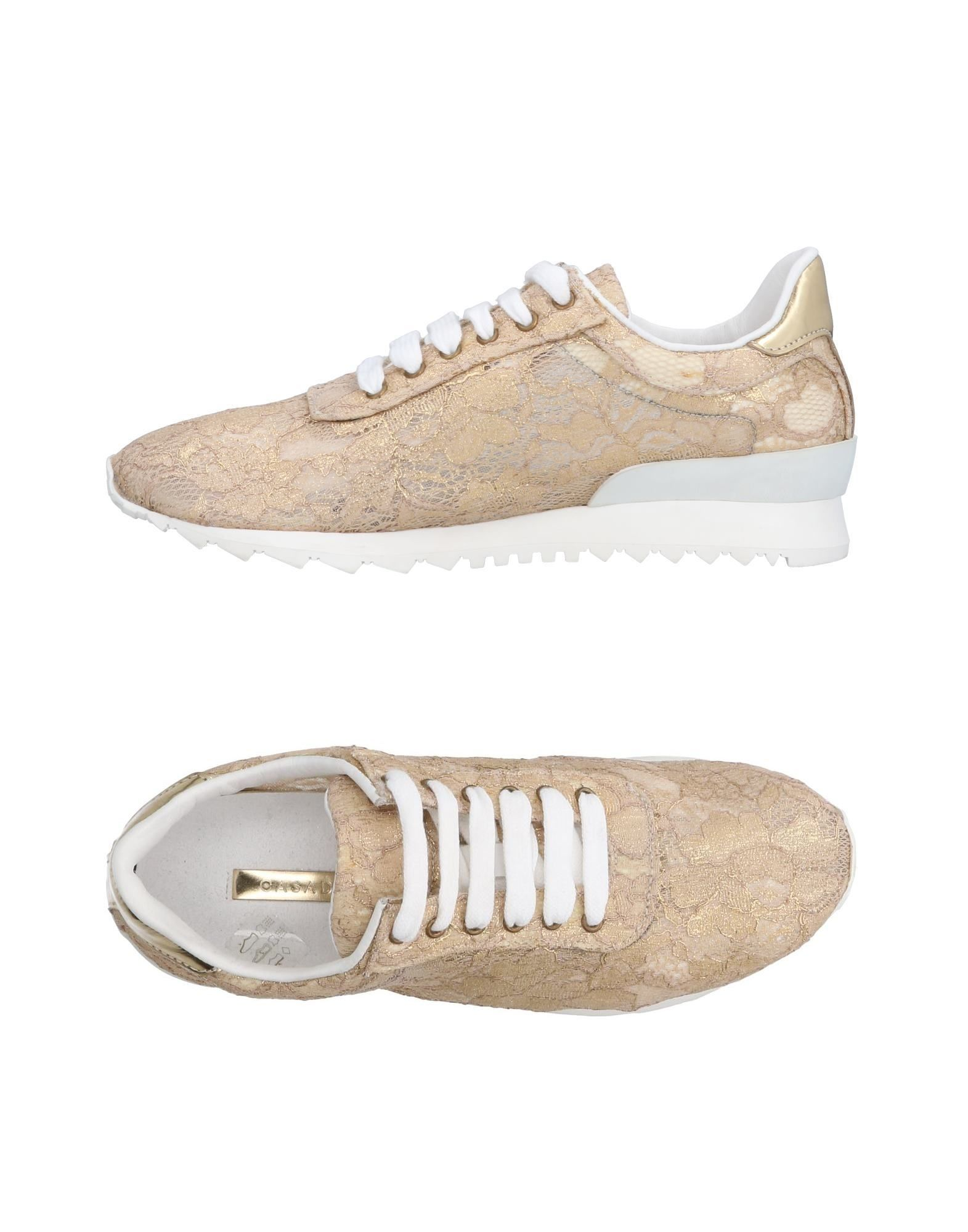 Haltbare Mode billige Schuhe Casadei Sneakers Damen  11500352WG Heiße Schuhe