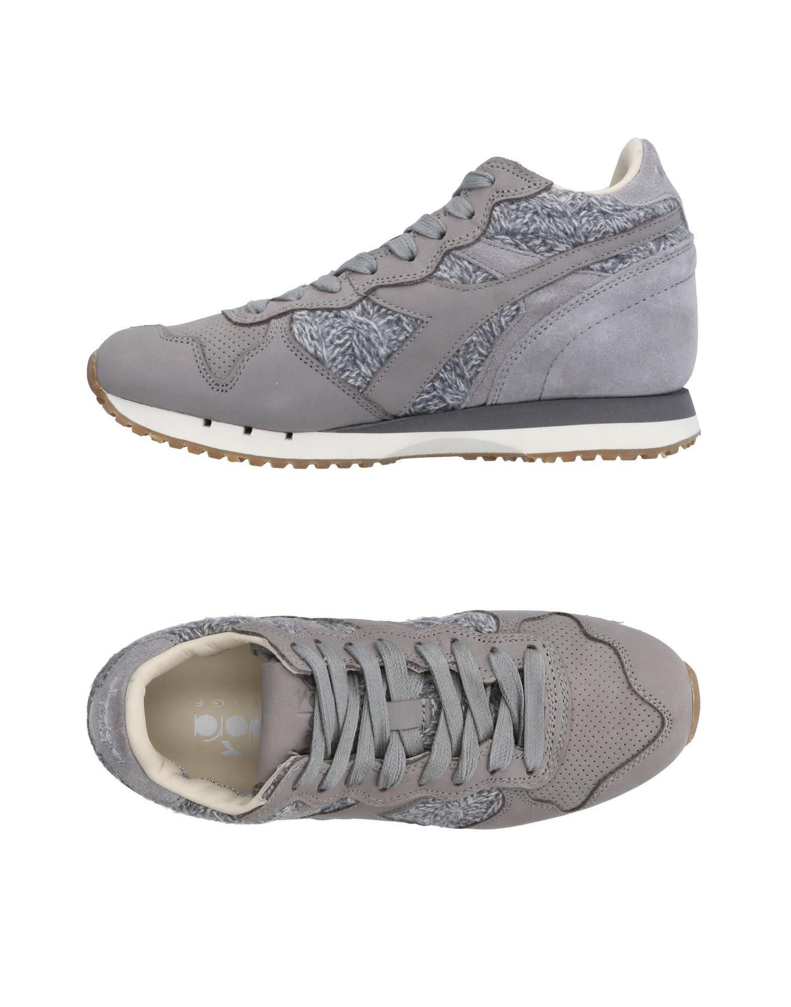 Rabatt echte Schuhe Diadora Heritage Sneakers Herren  11500363WU