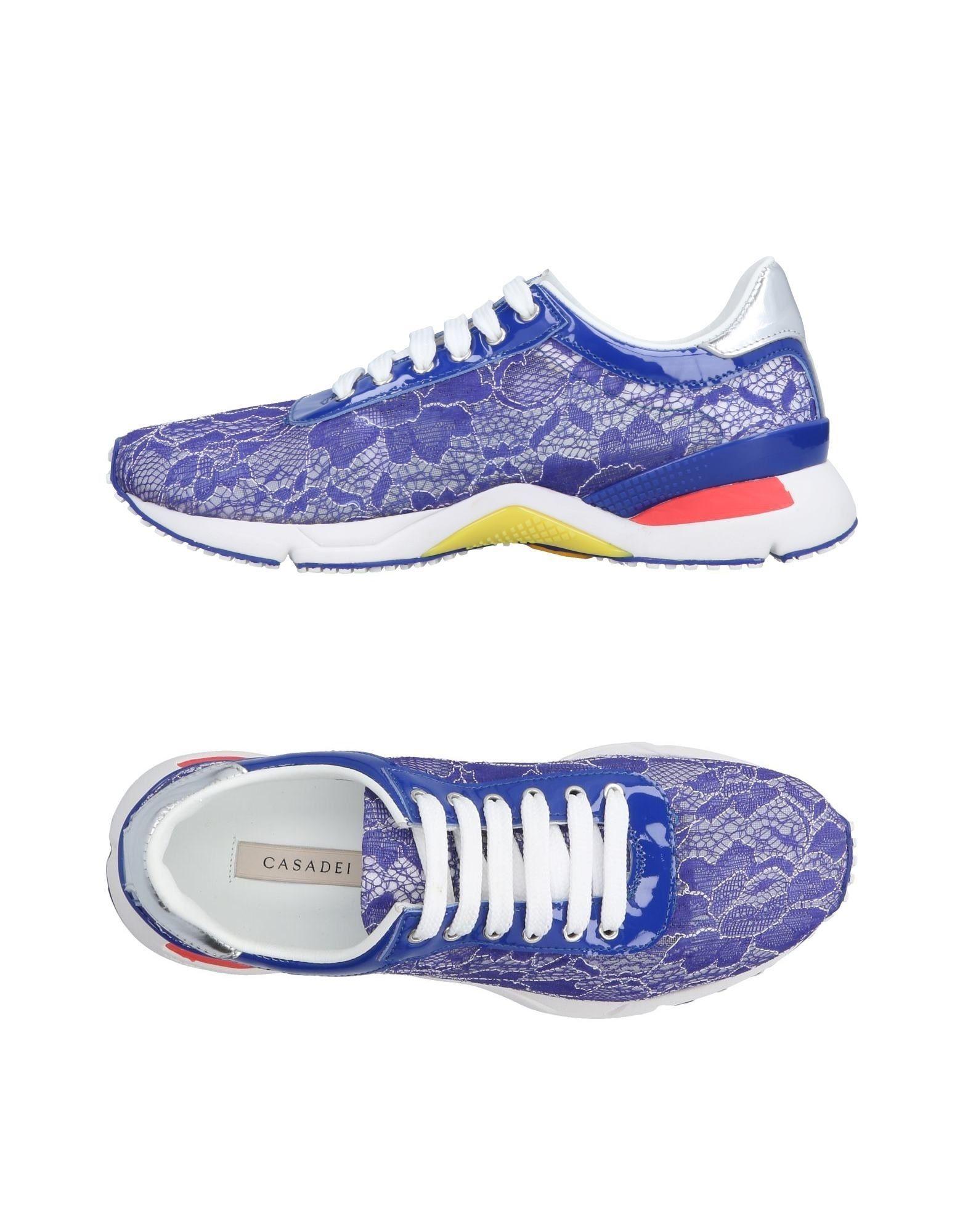 Stilvolle billige Schuhe Casadei Sneakers Damen  11500368SQ
