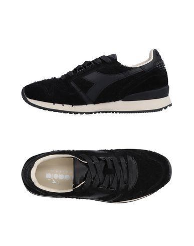 Zapatos especiales para hombres y mujeres Zapatillas Diadora Heritage Hombre - Zapatillas Diadora Heritage - 11500388NJ Negro