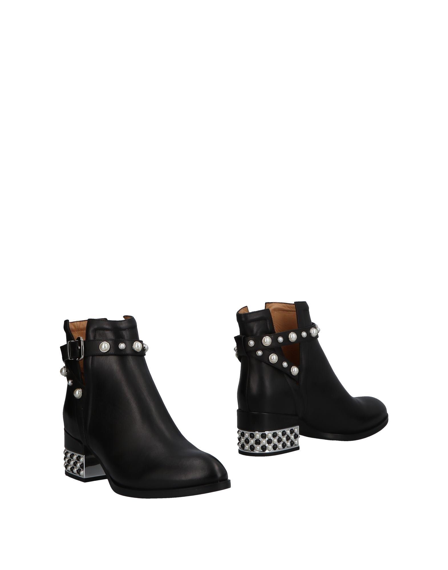 Stilvolle Seller billige Schuhe The Seller Stilvolle Stiefelette Damen  11500473FT fc1d5e
