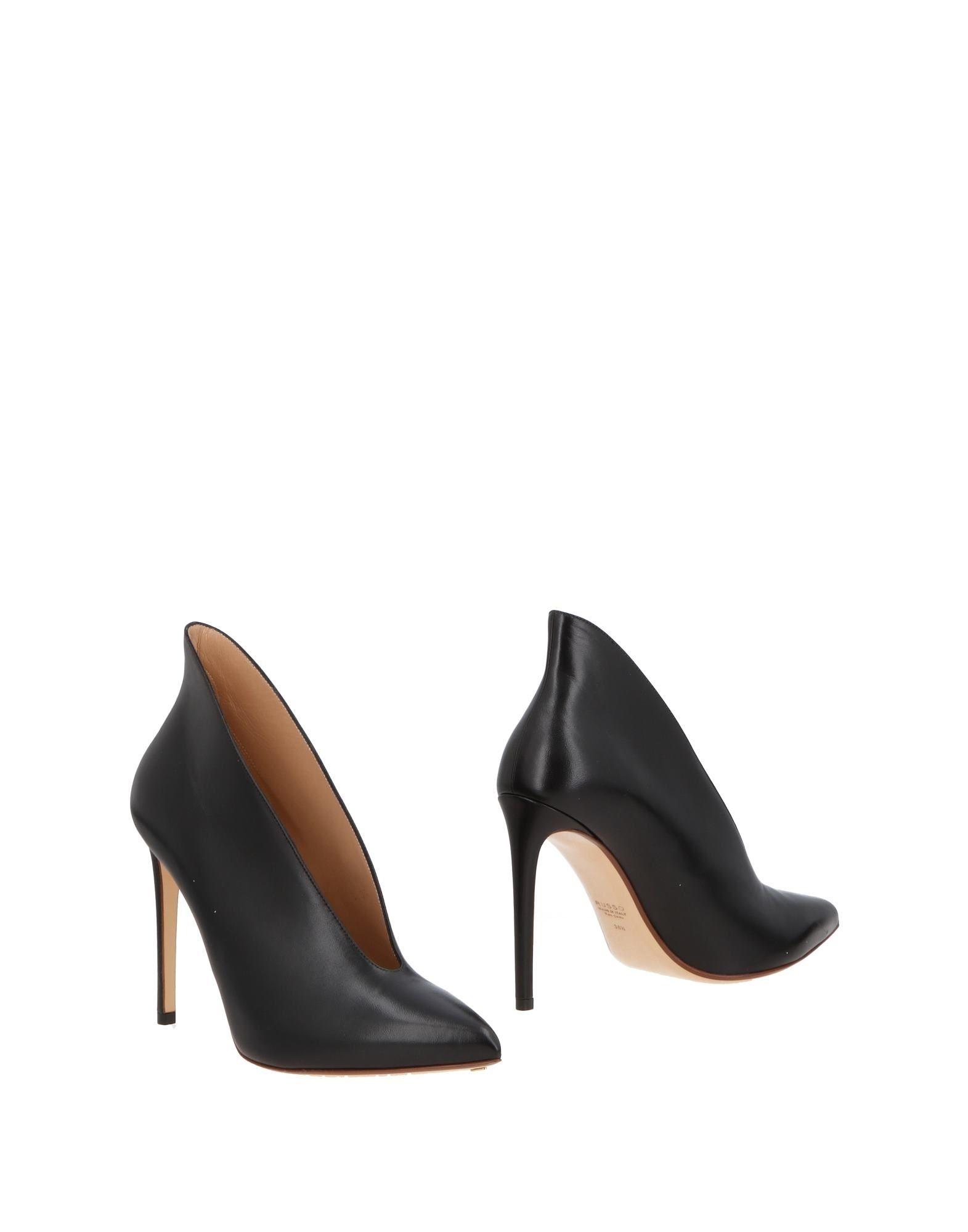 Francesco Russo gut Stiefelette Damen  11500482CIGünstige gut Russo aussehende Schuhe 54be4e