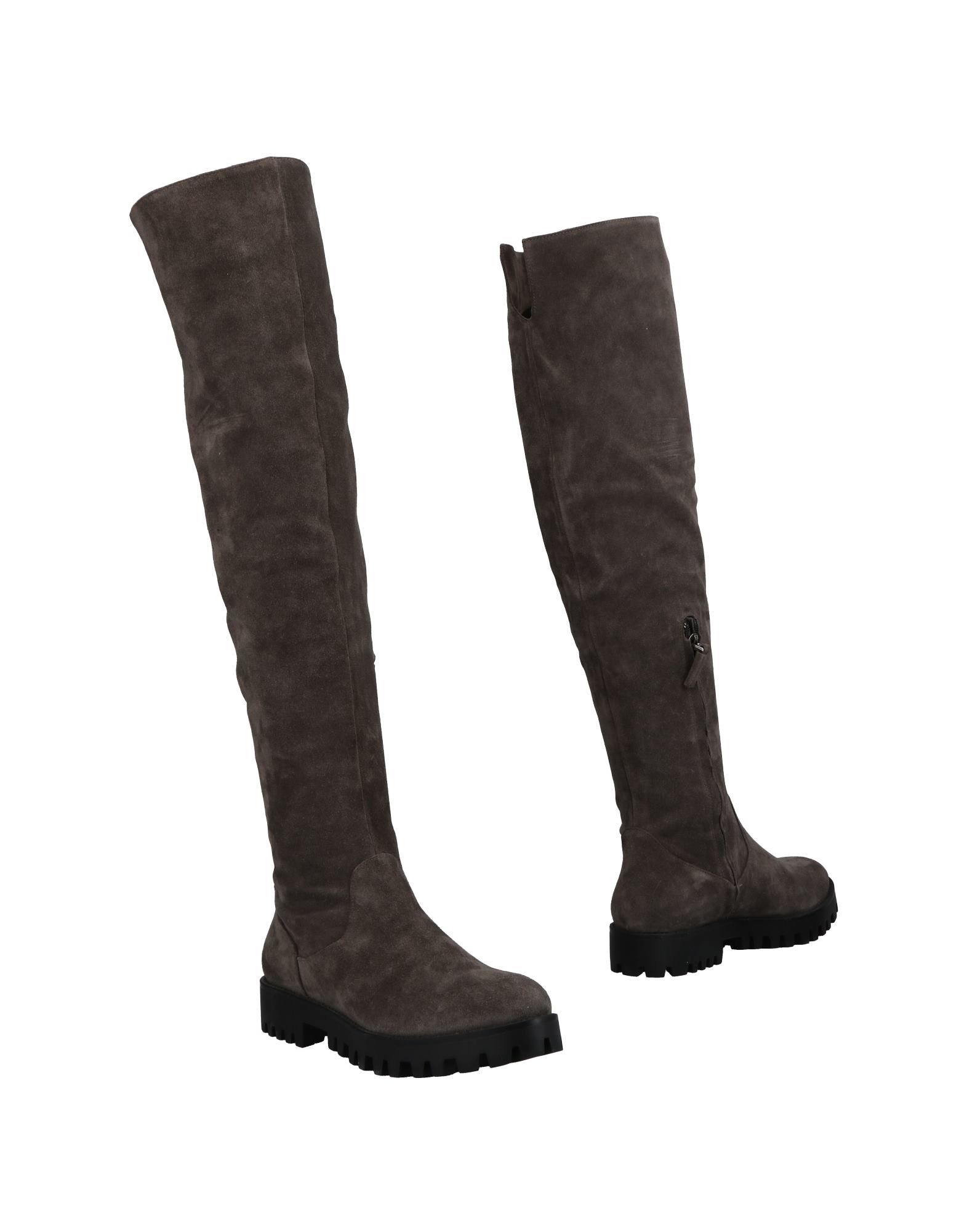 Stilvolle billige Schuhe J|D Julie Dee Stiefel Damen  11500483OC