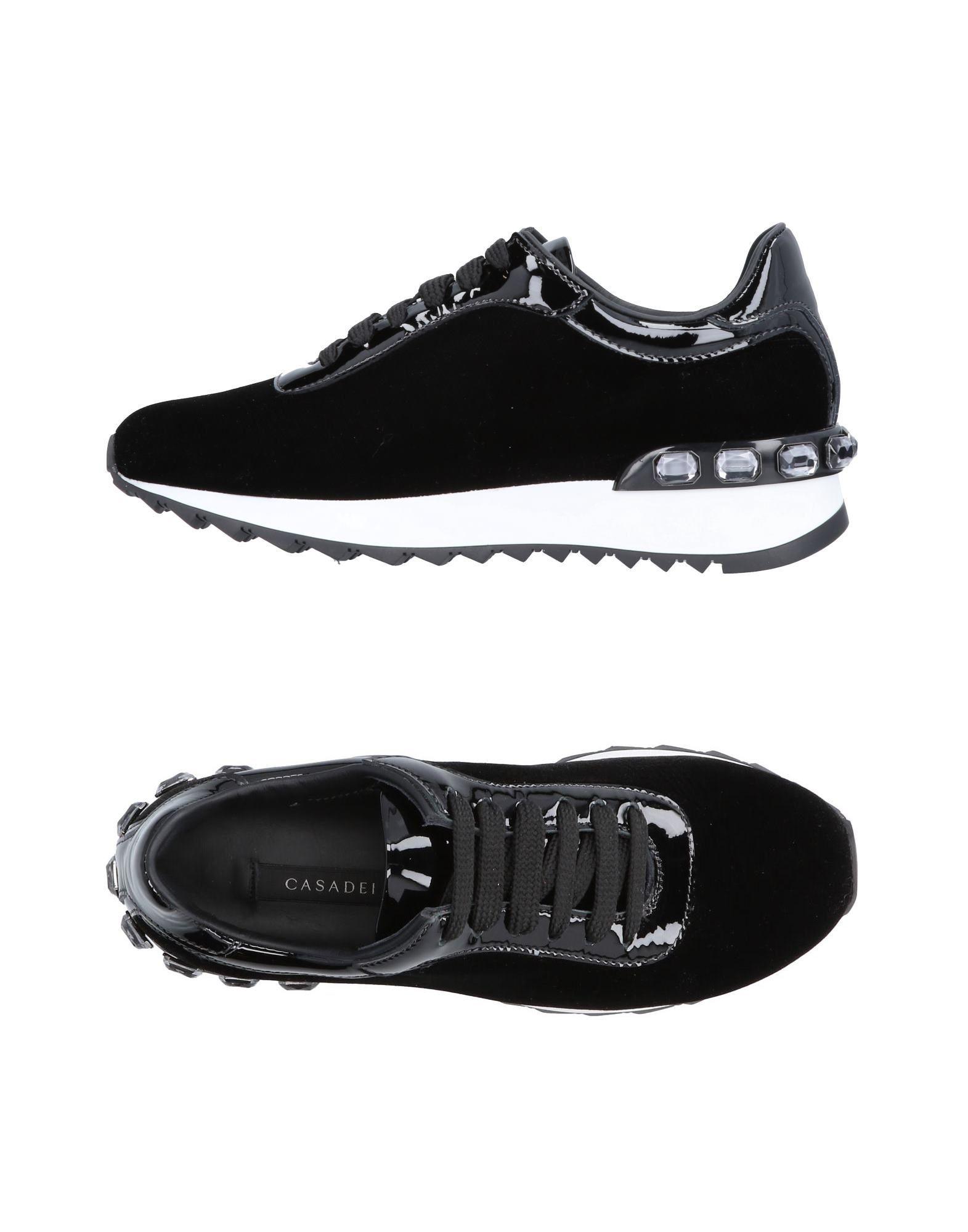 Rabatt Schuhe Casadei Sneakers Damen  11500493IR