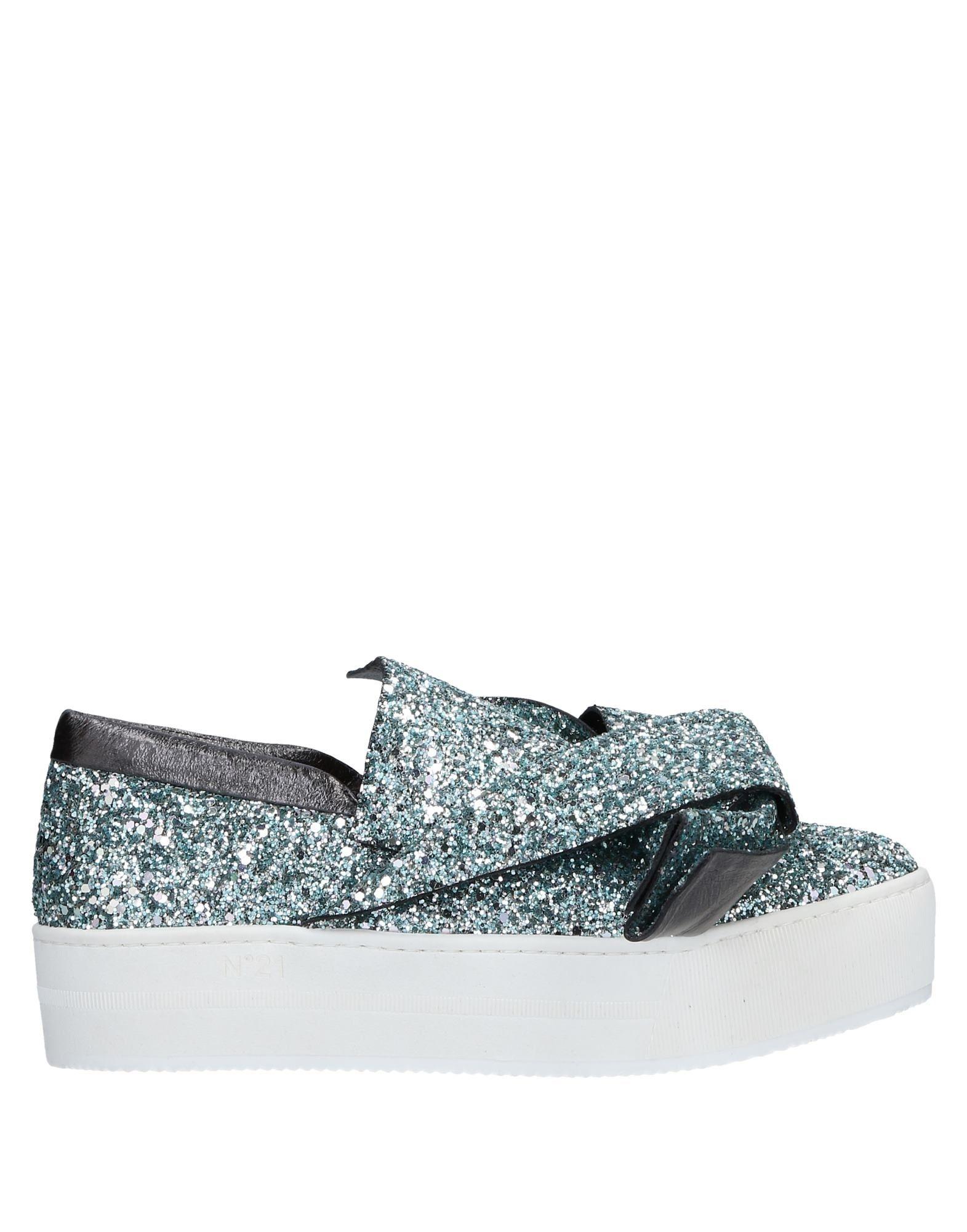 N° 21 Sneakers Damen  11500508VW Beliebte Schuhe