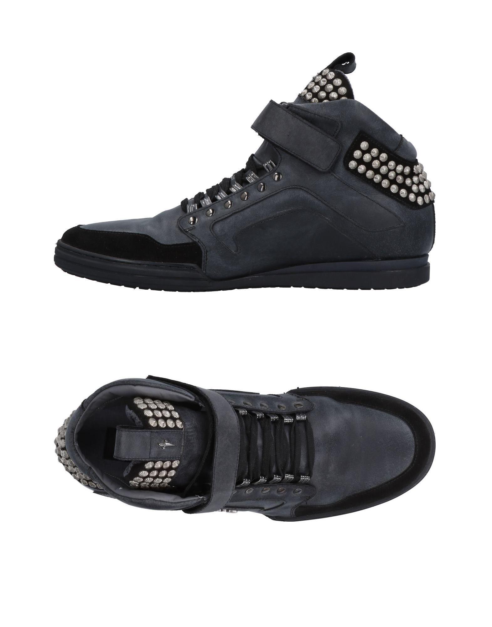 Baskets Baskets Baskets Cesare Paciotti 4Us Homme - Baskets Cesare Paciotti 4Us  Anthracite Dernières chaussures discount pour hommes et femmes 9c5682