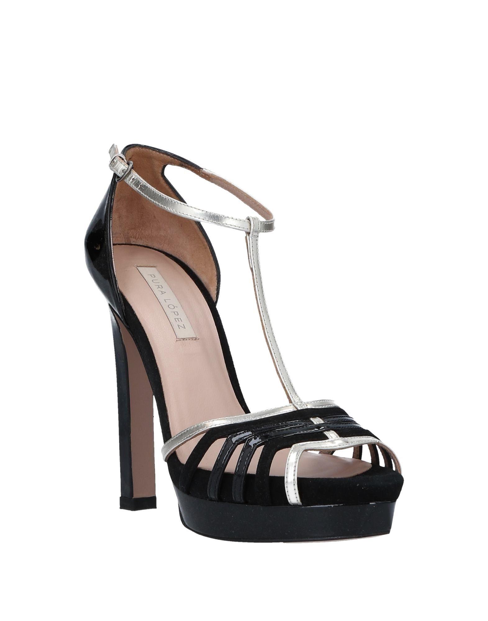 Pura 11500635DIGut López Sandalen Damen  11500635DIGut Pura aussehende strapazierfähige Schuhe 588b9d