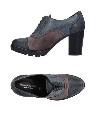 Zapato De Cordones Mercante Di De Fiori Mujer - Zapatos De Di Cordones Mercante Di Fiori - 11500692XC Azul francés aed2da