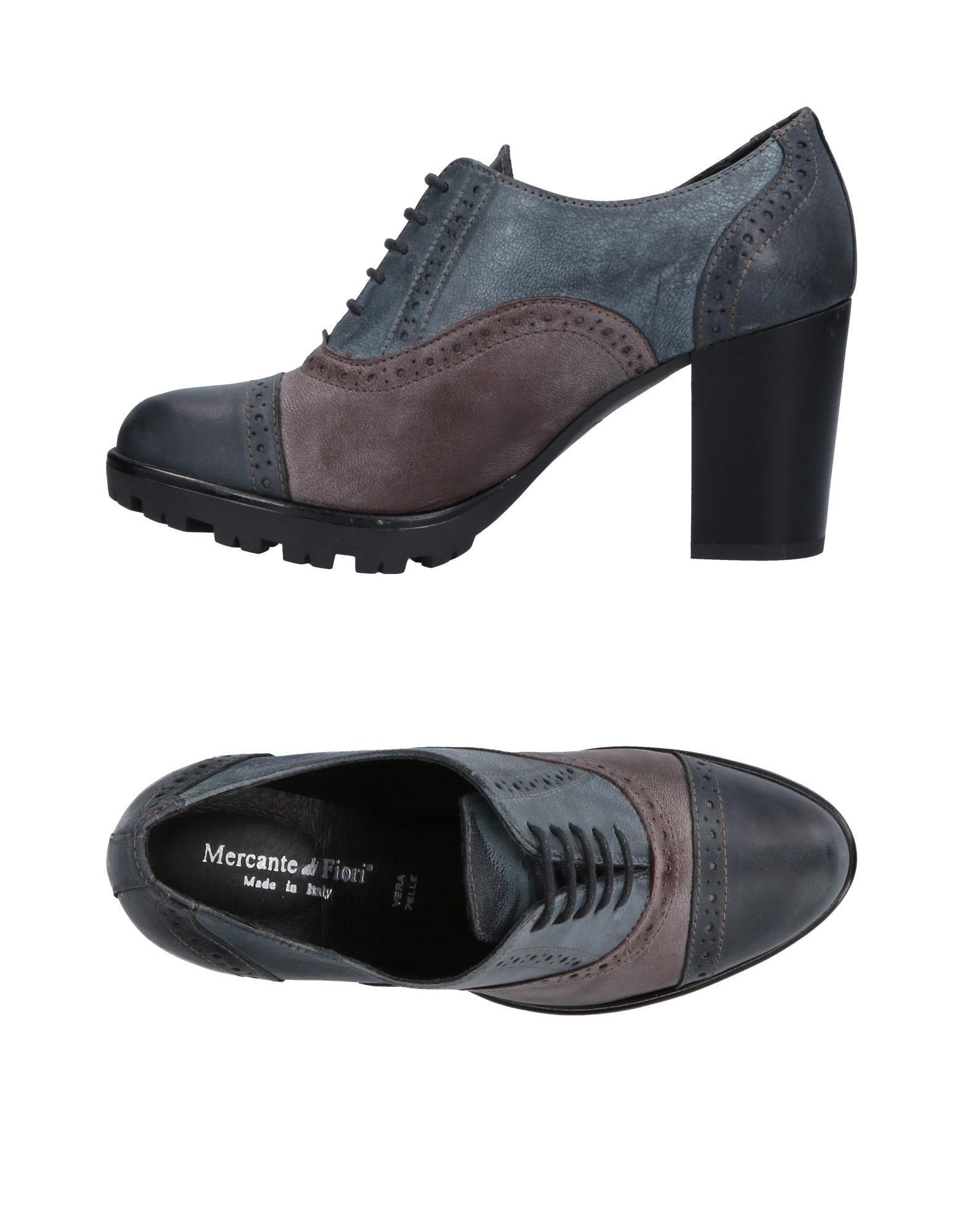 Mercante Di Fiori Schnürschuhe Damen  11500692XC Gute Qualität beliebte Schuhe