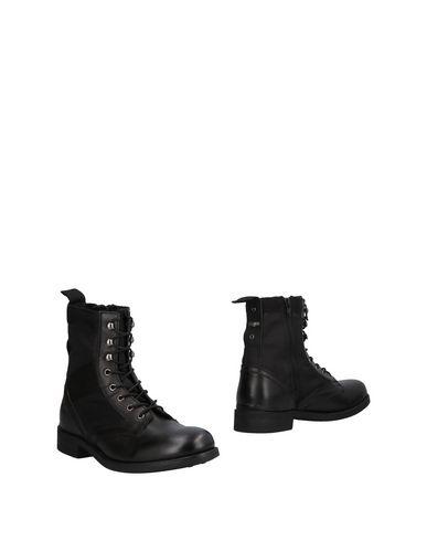 Zapatos especiales para hombres y mujeres Botín Blauer Hombre - Negro Botines Blauer - 11500735SG Negro - 4eb12a