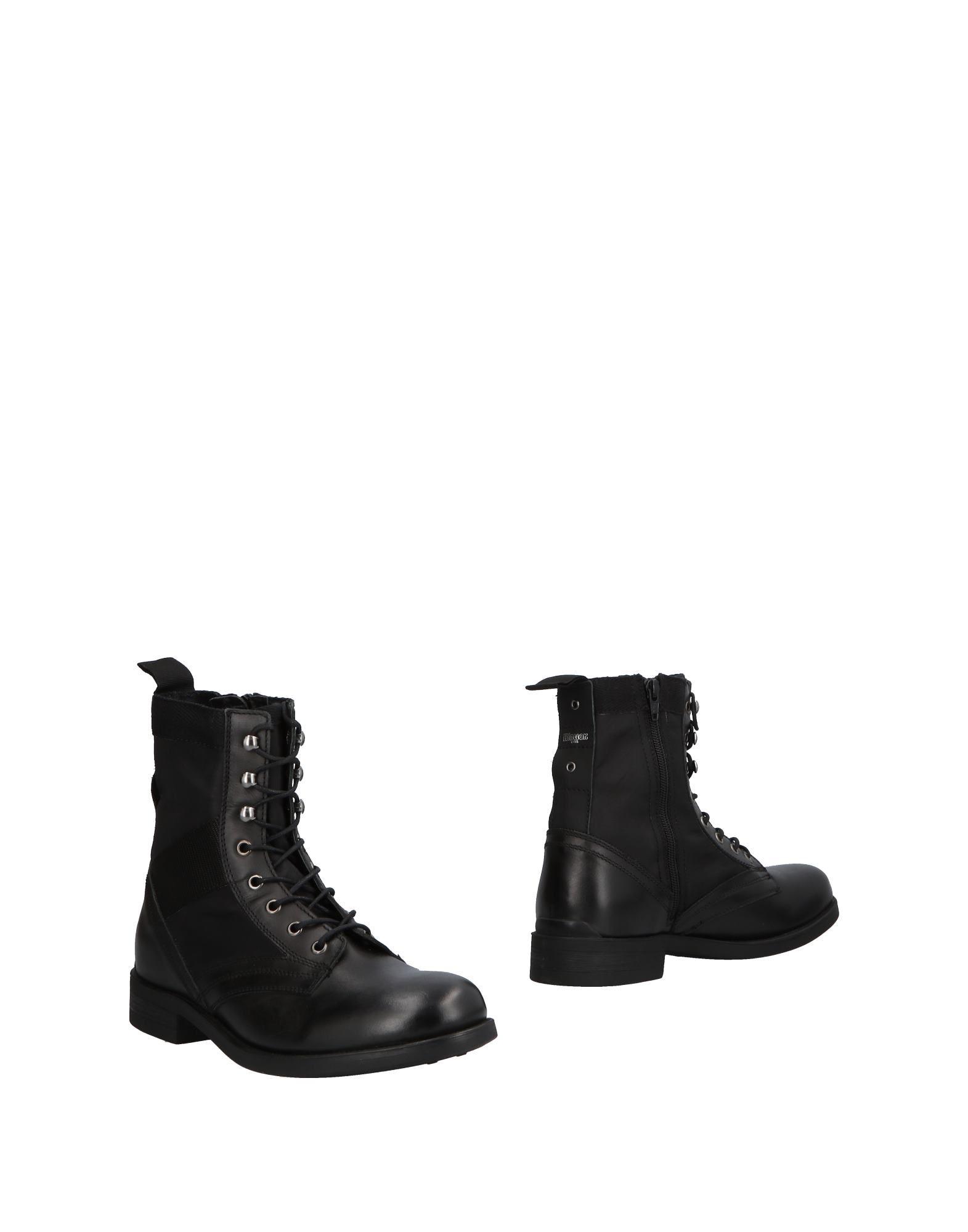 Blauer Heiße Stiefelette Herren  11500735SG Heiße Blauer Schuhe 272028