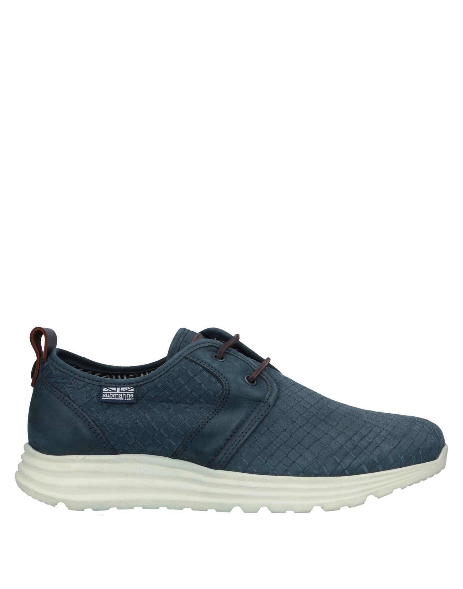 Azul oscuro Zapatillas Submarine Hombre Hombre Hombre - Zapatillas Submarine Recortes de precios estacionales, beneficios de descuento b15862
