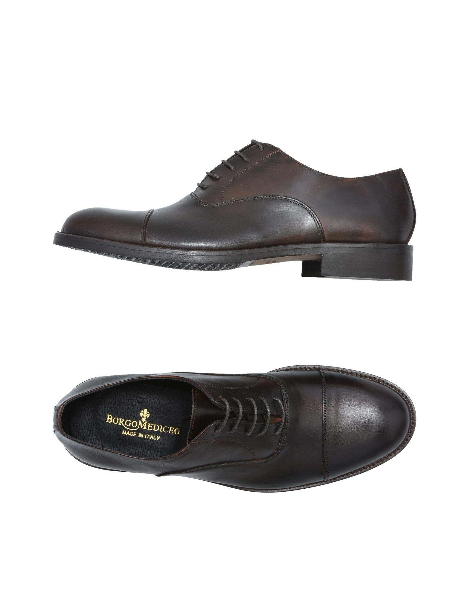 Borgo Mediceo Schnürschuhe Herren  11500754KO Neue Schuhe