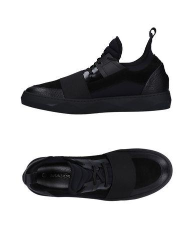 Zapatos con descuento Zapatillas Zapatillas Zapatillas Makris Hombre - Zapatillas Makris - 11500823VH Negro 0d1af8