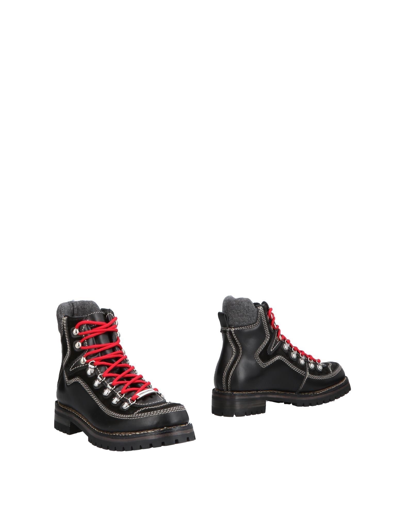 Günstige und modische Schuhe Dsquared2 Stiefelette Herren  11500861RR