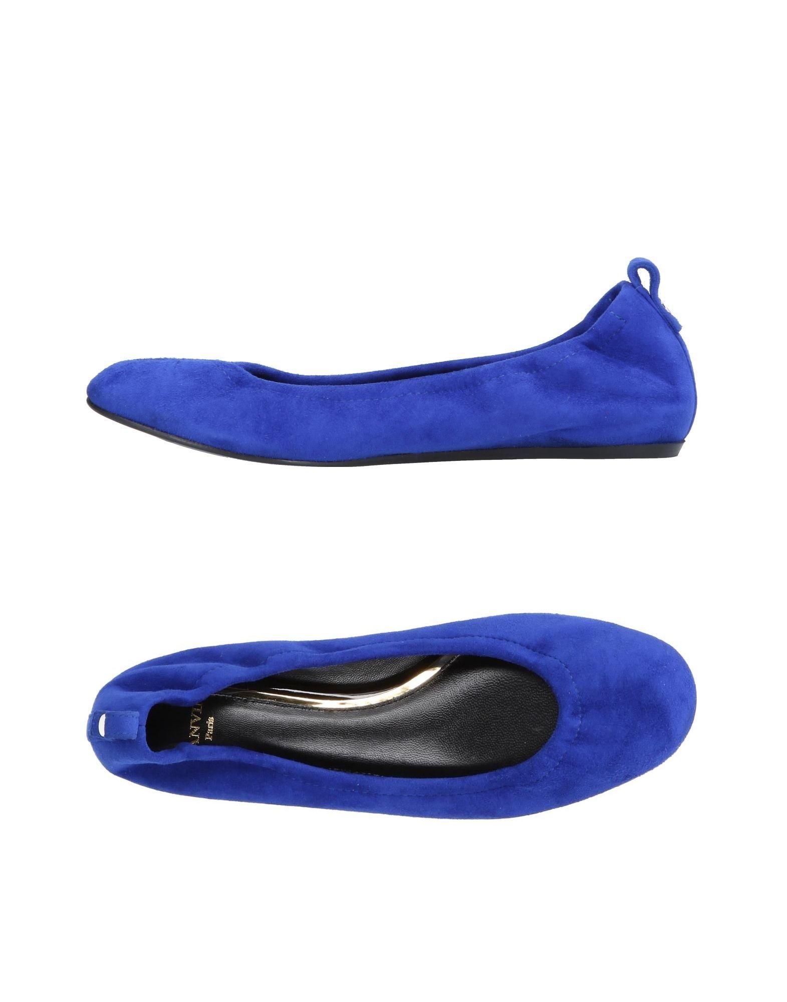 Lanvin Ballerinas Damen  11500862HDGut aussehende strapazierfähige Schuhe