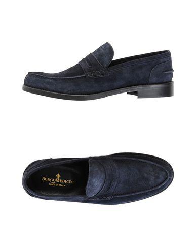 Zapatos con descuento Mocasín Borgo Mediceo Mediceo Hombre - Mocasines Borgo Mediceo Mediceo - 11500882ED Azul oscuro 90e438