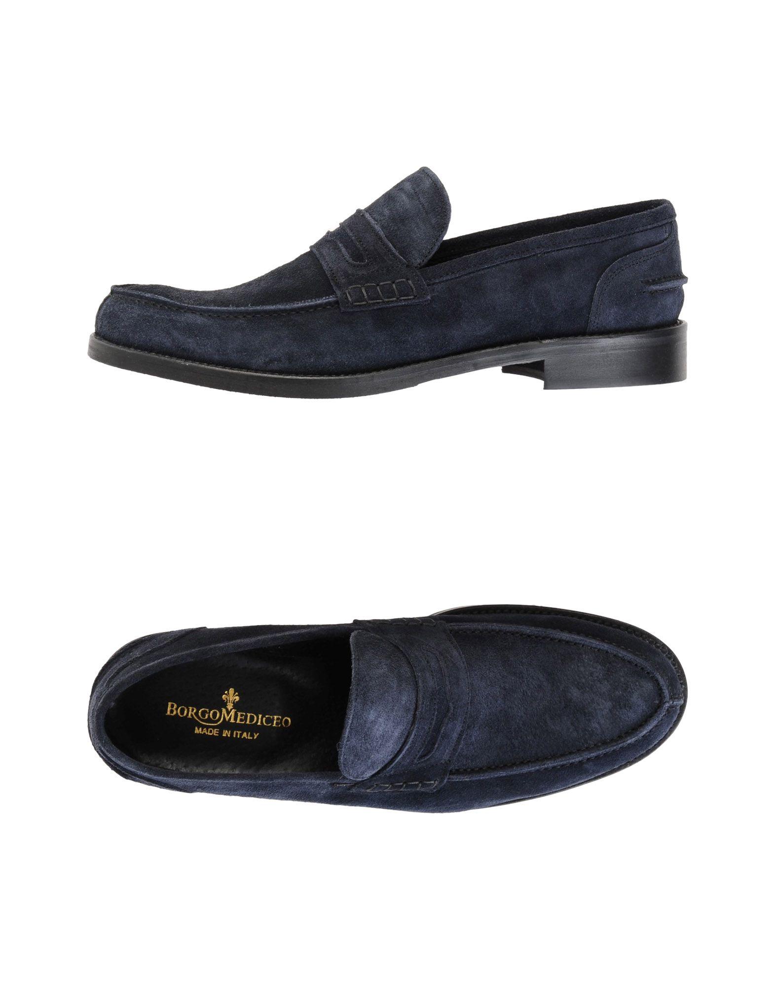 Borgo Mediceo Mokassins Herren  11500882ED Neue Schuhe