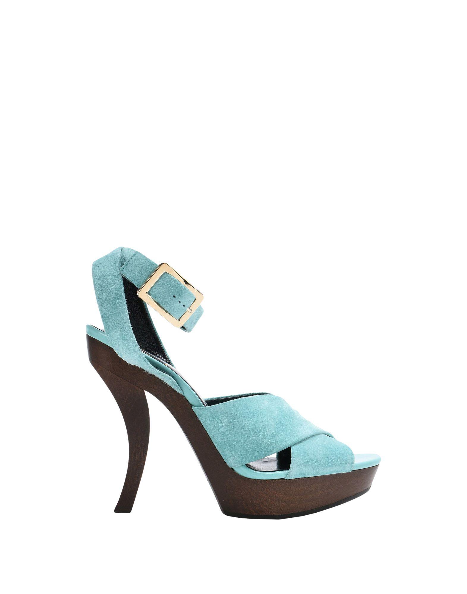 Roger Vivier aussehende Sandalen Damen 11500992MJGünstige gut aussehende Vivier Schuhe 449239