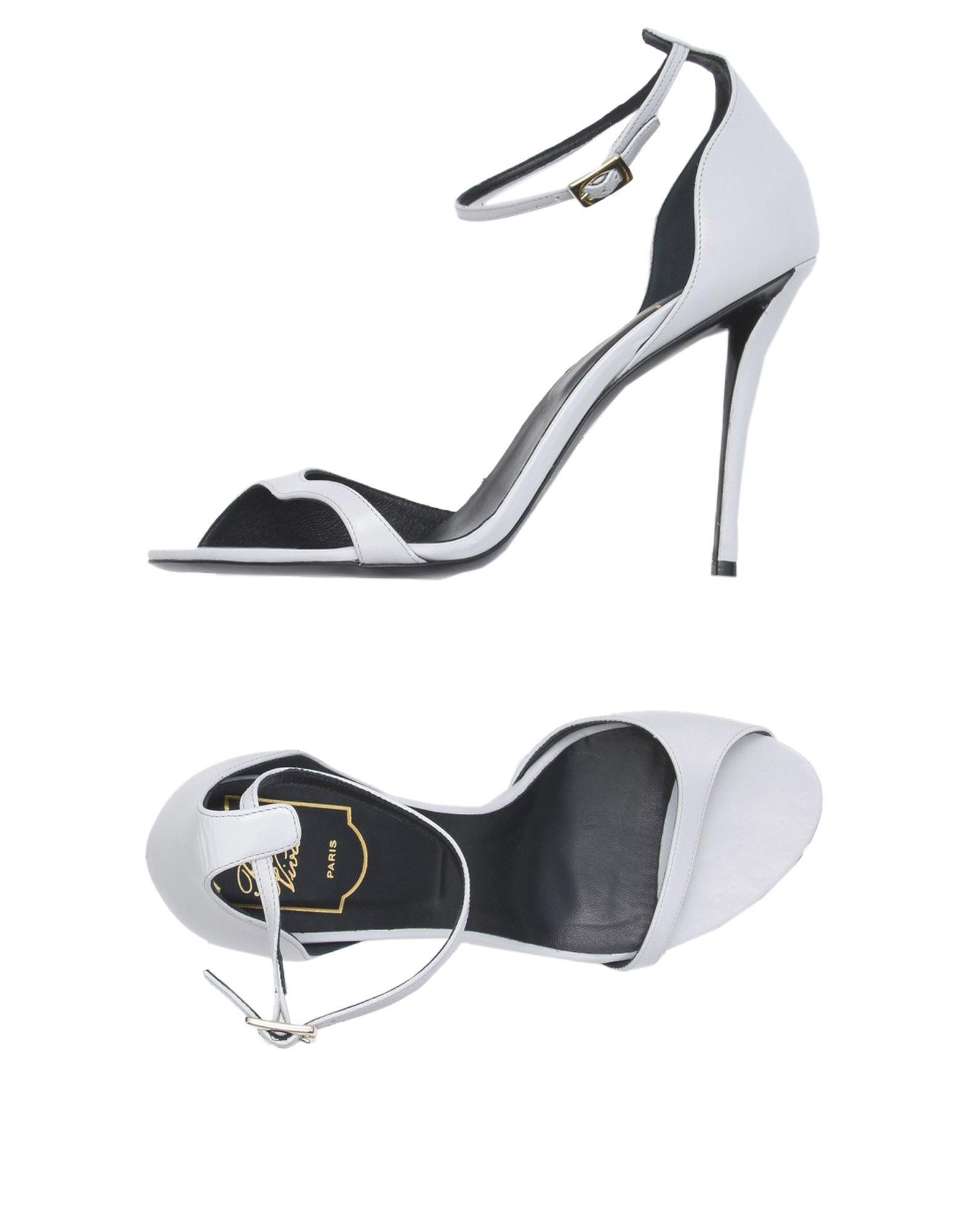 Roger Vivier Neue Sandalen Damen  11501013VW Neue Vivier Schuhe 42ebe1