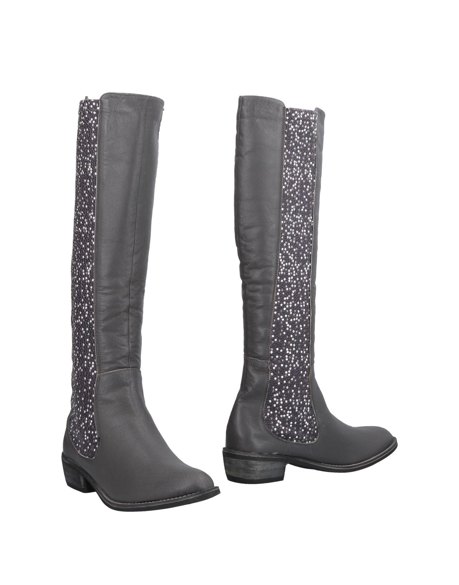 Gut um billige Schuhe zu tragenSolidea Stiefel Damen  11501032KO