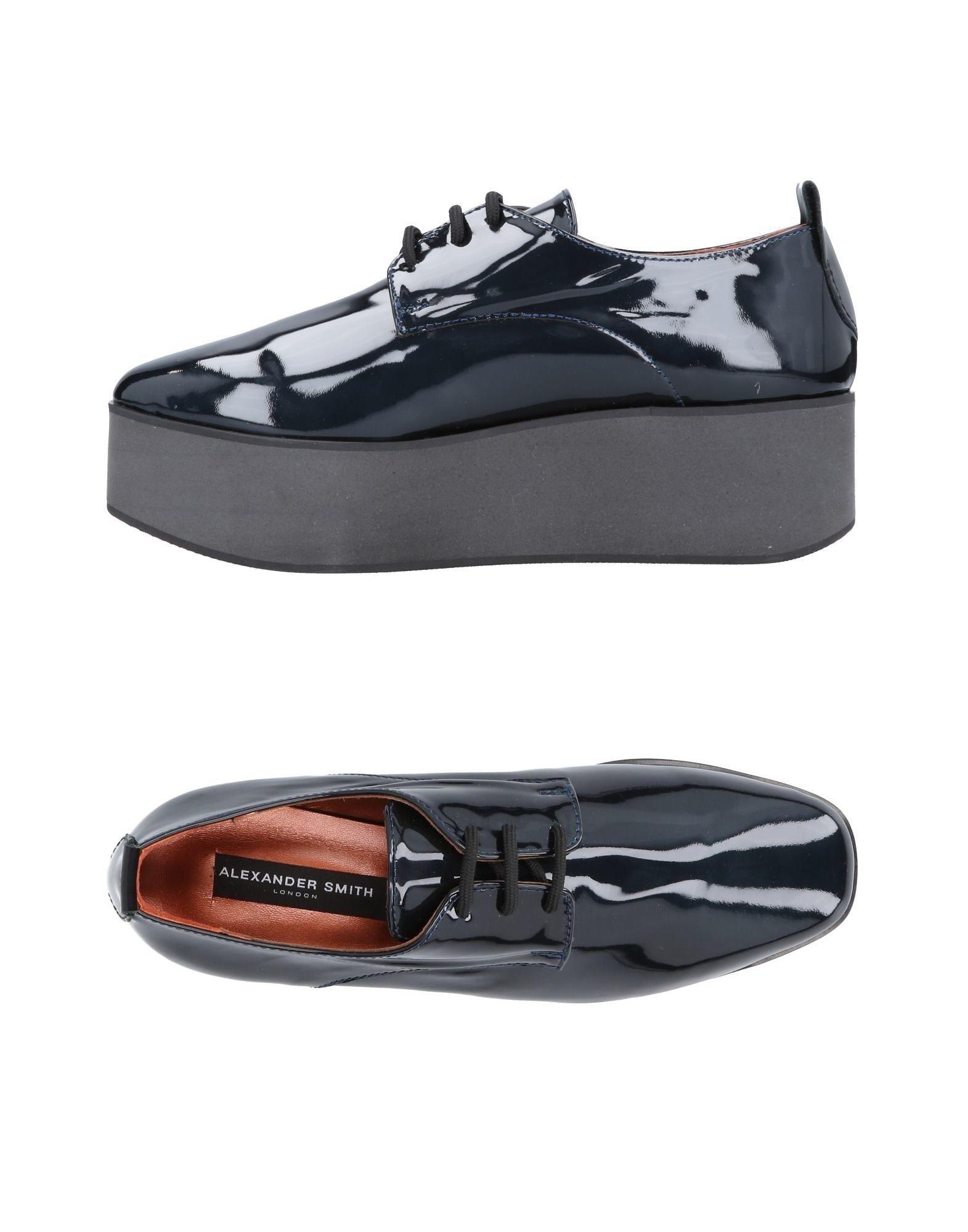 Stilvolle billige Schuhe Alexander Smith Schnürschuhe Schnürschuhe Schnürschuhe Damen  11501055AB d72718