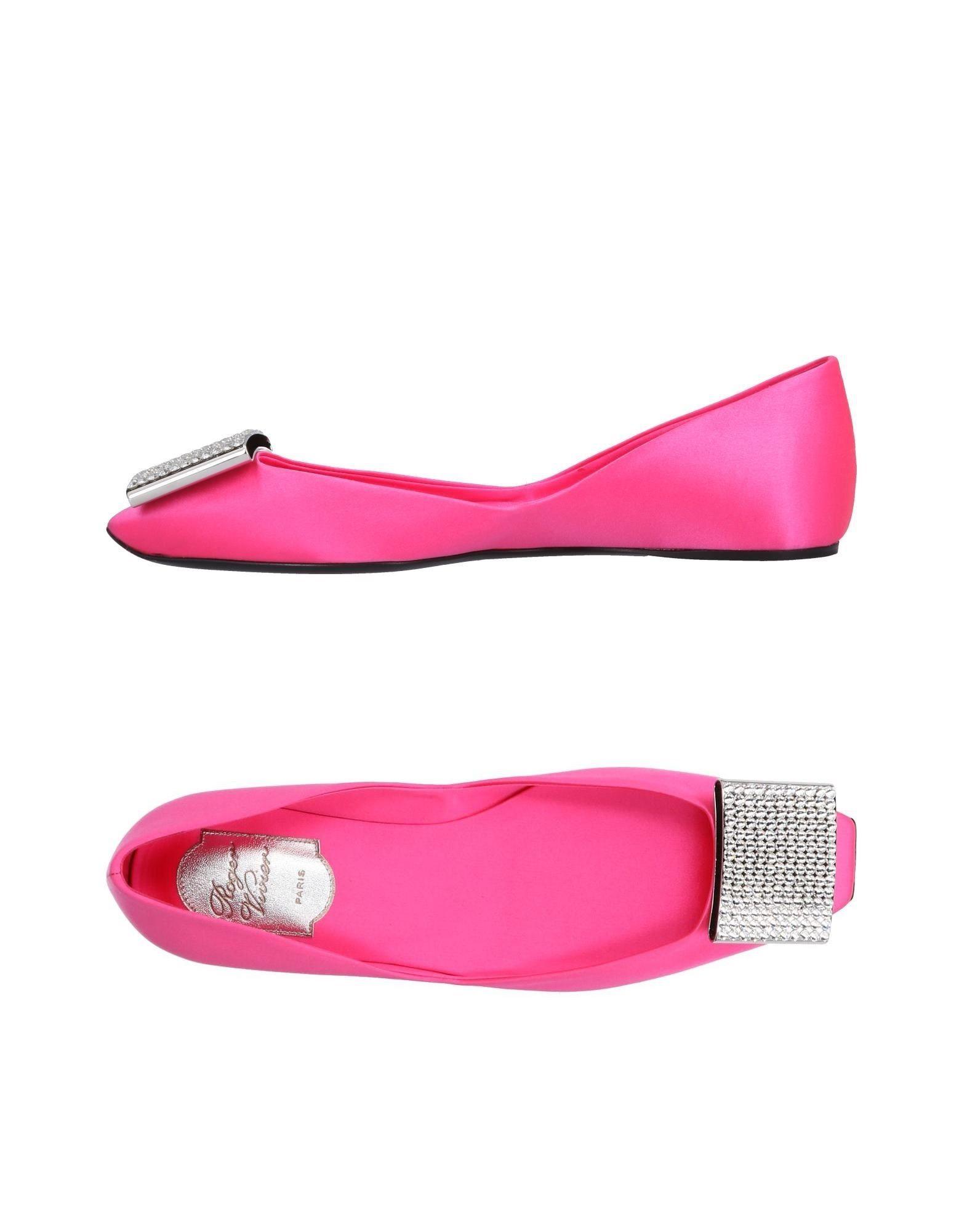 Roger Vivier Ballerinas Damen  11501094EDGünstige gut aussehende Schuhe