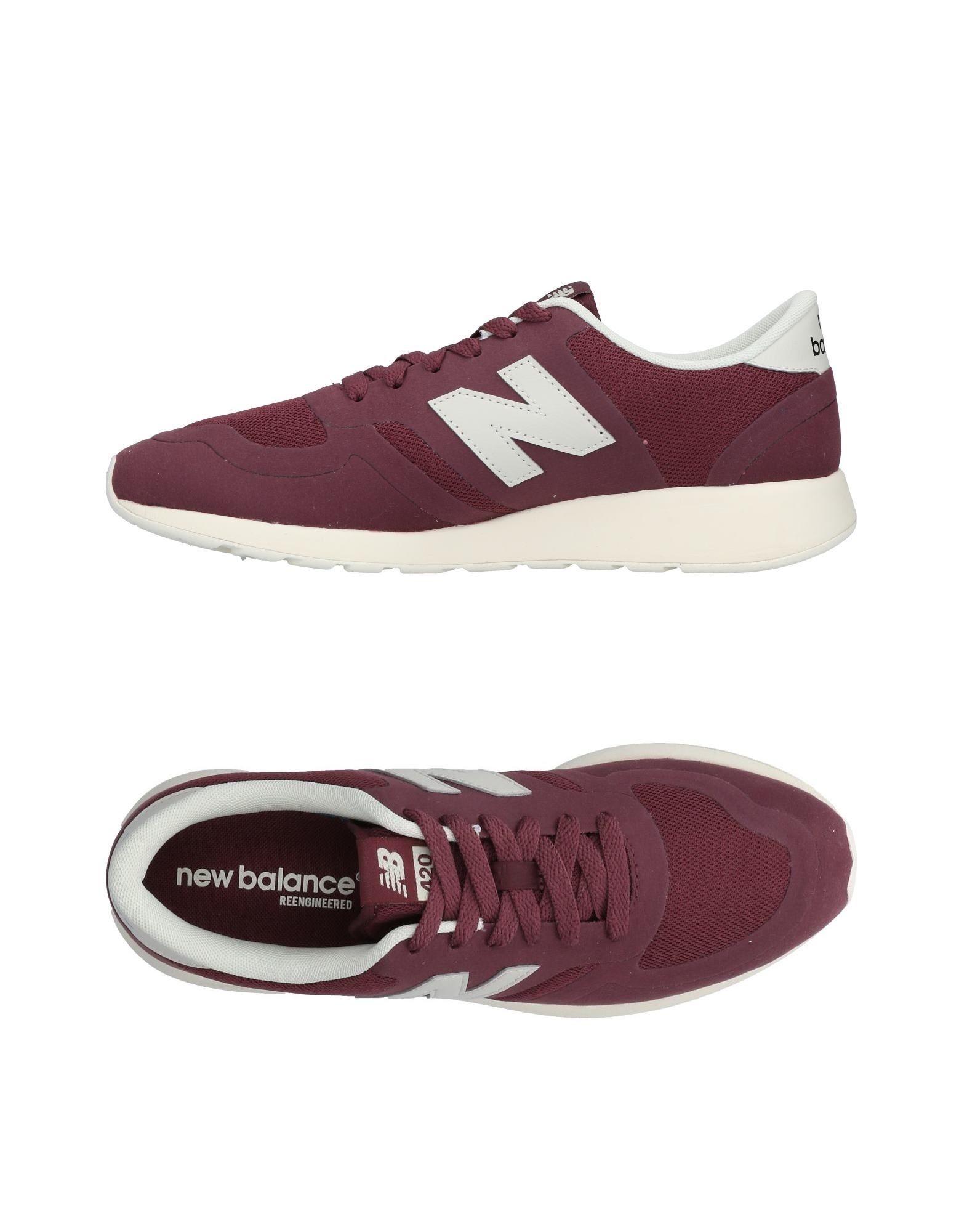 Rabatt echte Schuhe New Balance Sneakers Herren  11501101UC